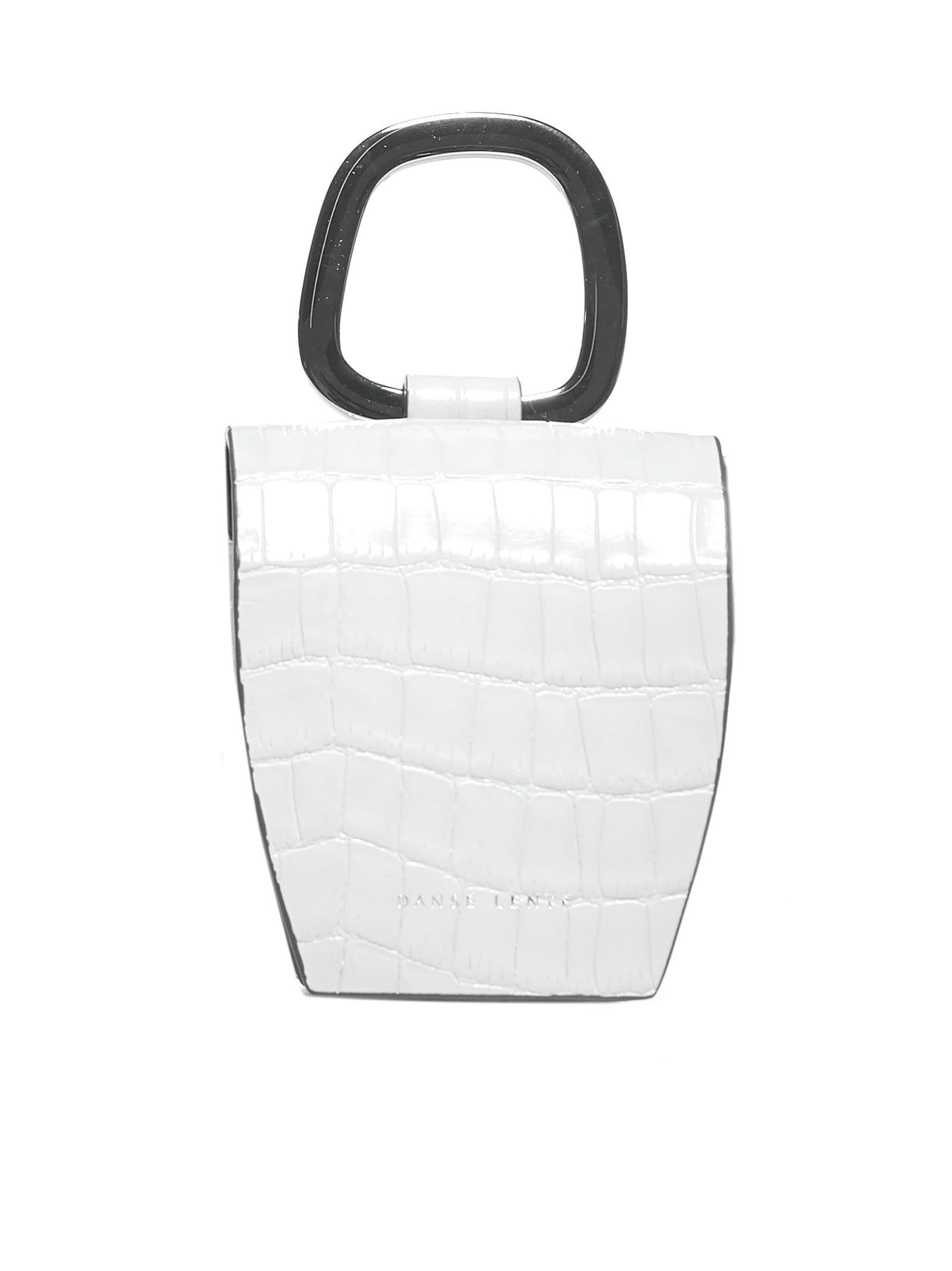 DANSE LENTE Pablo Magnetic Box Shoulder Bag