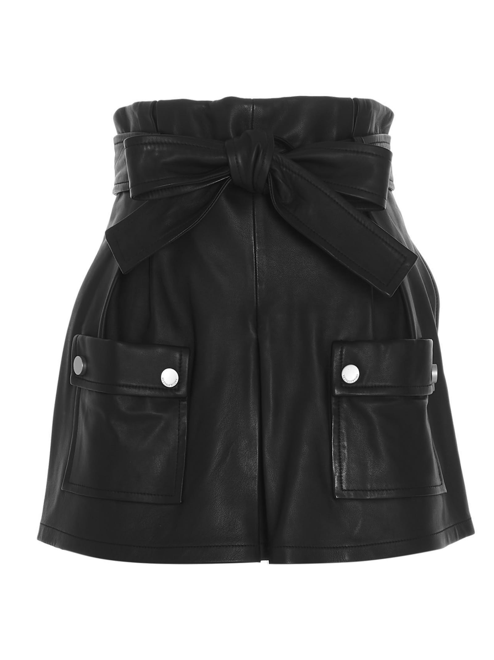 Red Valentino Leathers RED VALENTINO SHORTS