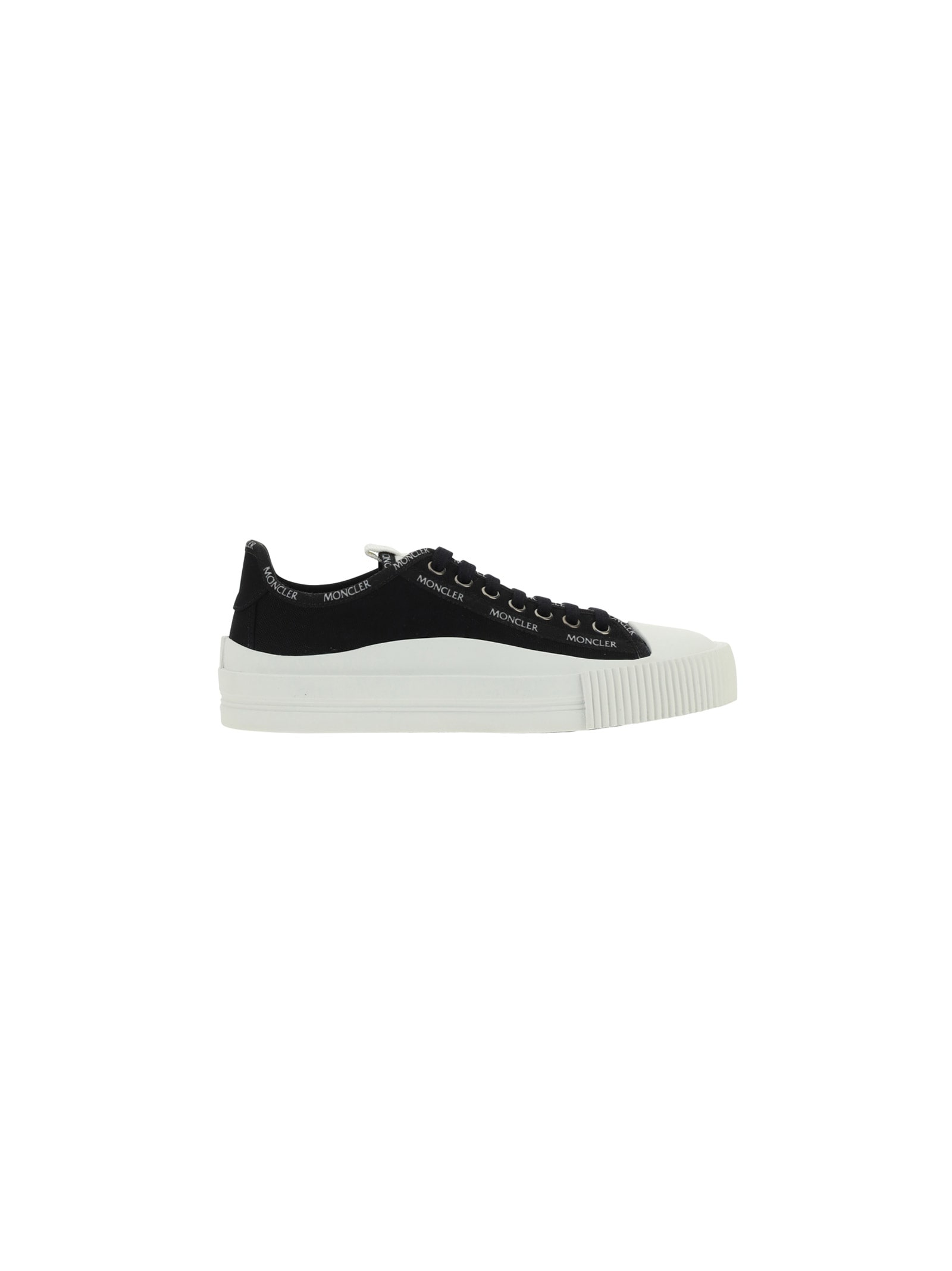 Moncler Canvases GLISSERIE SNEAKERS
