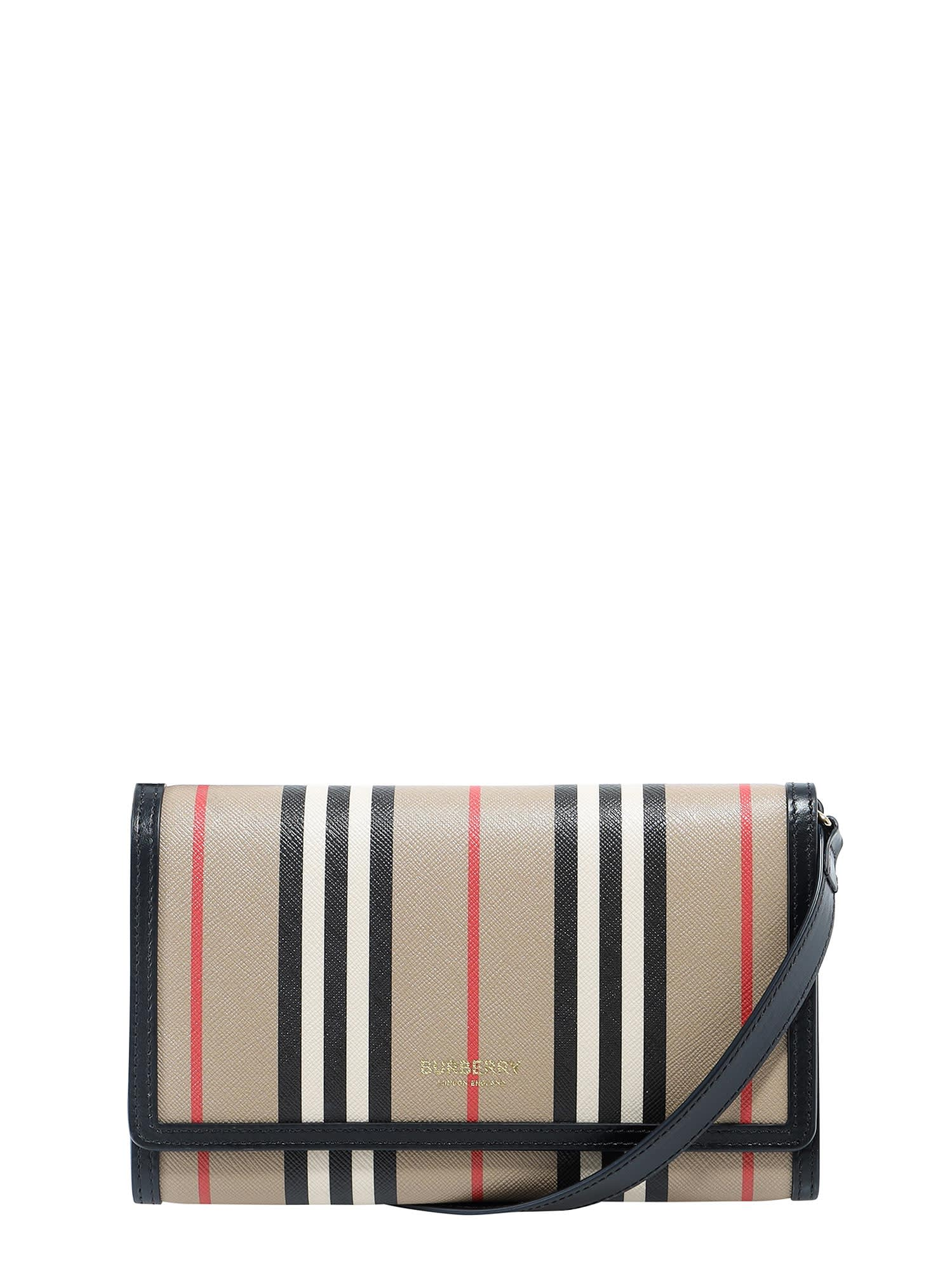 Burberry Pvcs SHOULDER BAG