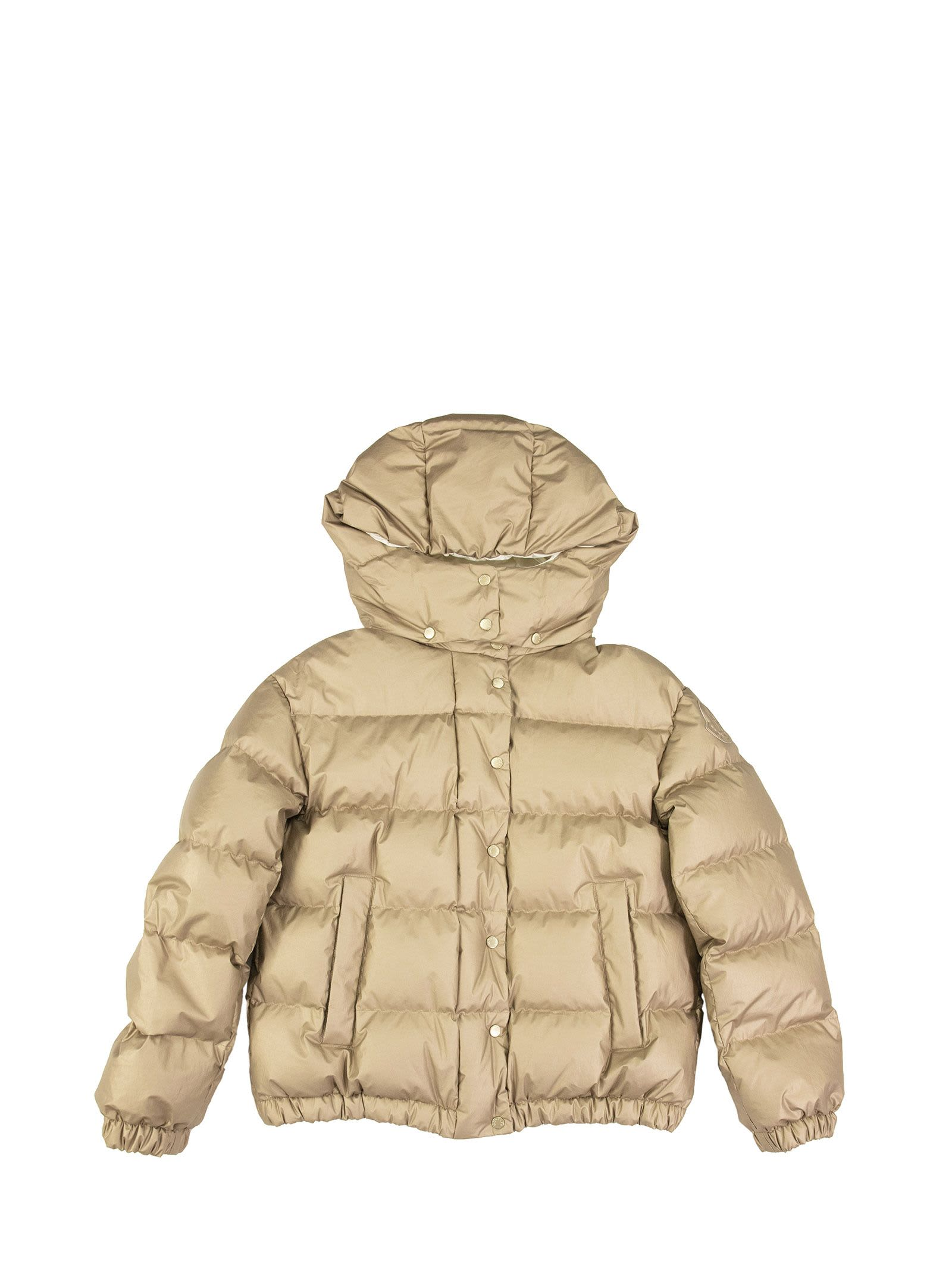 MONCLER DAOS DOWN JACKET WITH HOOD
