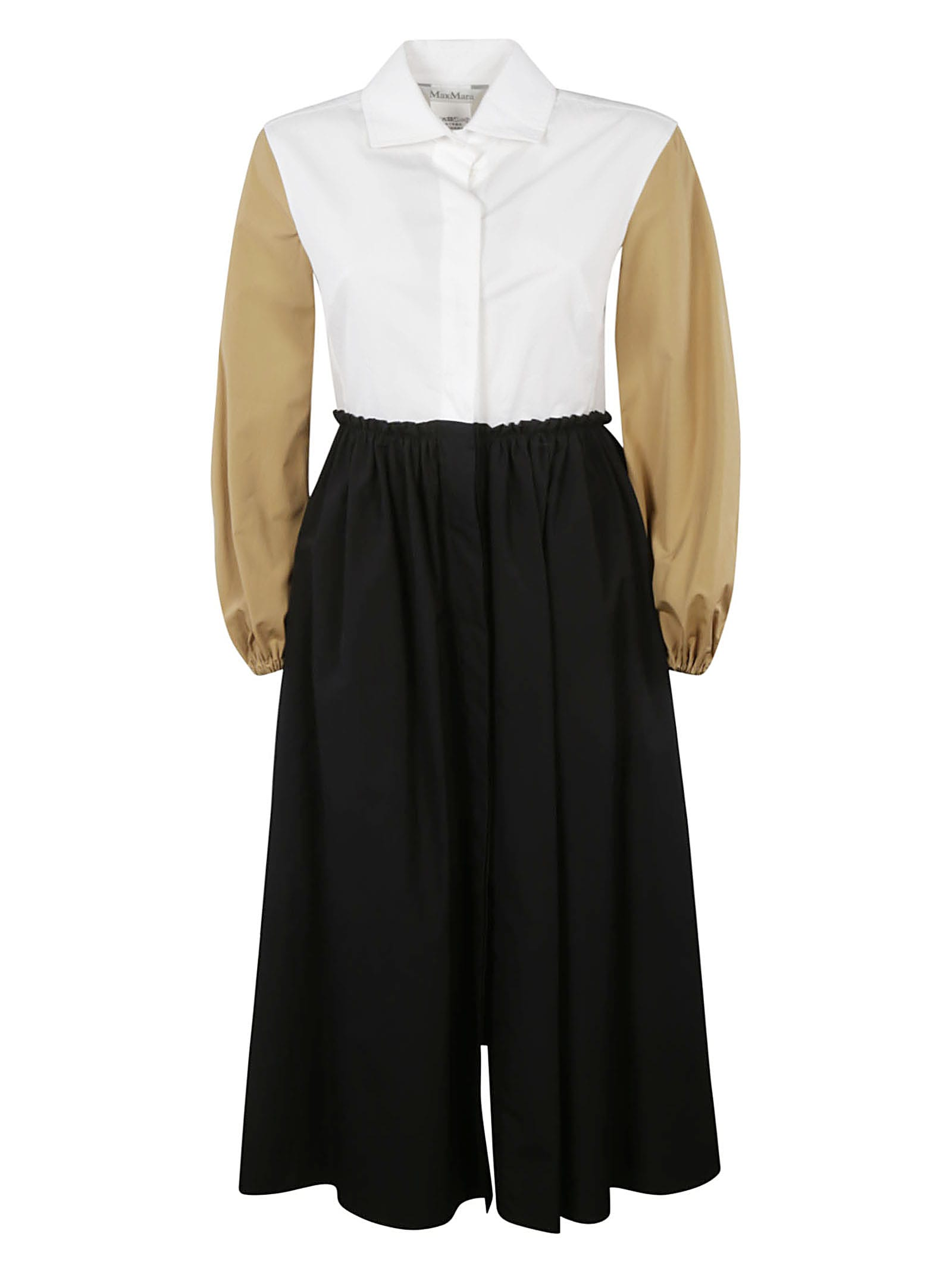 Buy Max Mara Scacco Dress online, shop Max Mara with free shipping