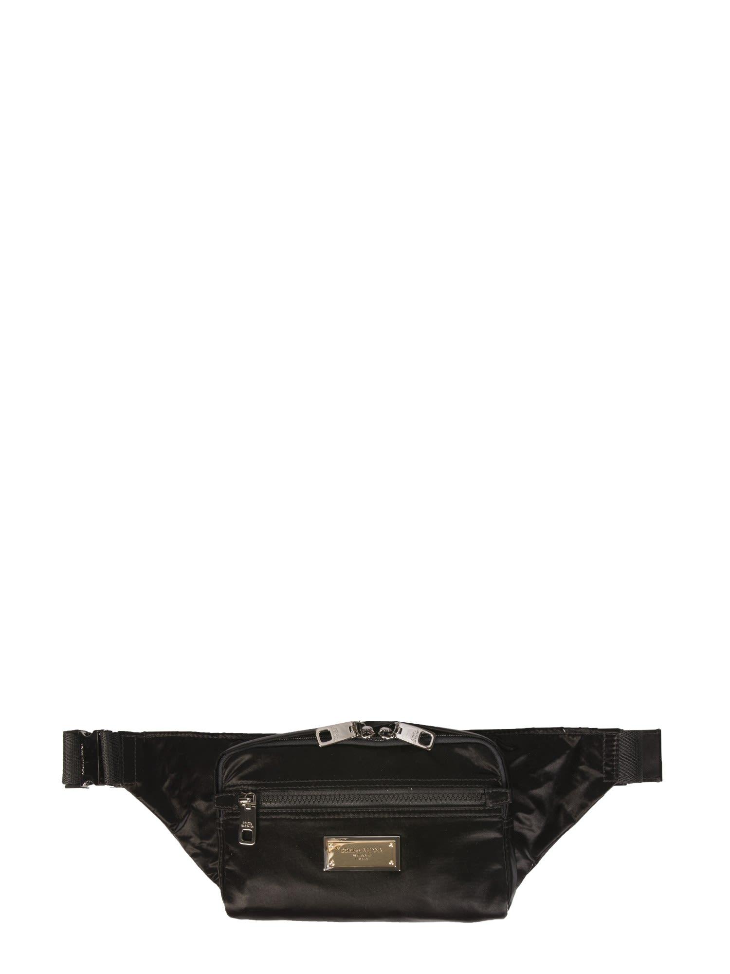 Dolce & Gabbana NYLON SAMBOILZ BELT BAG