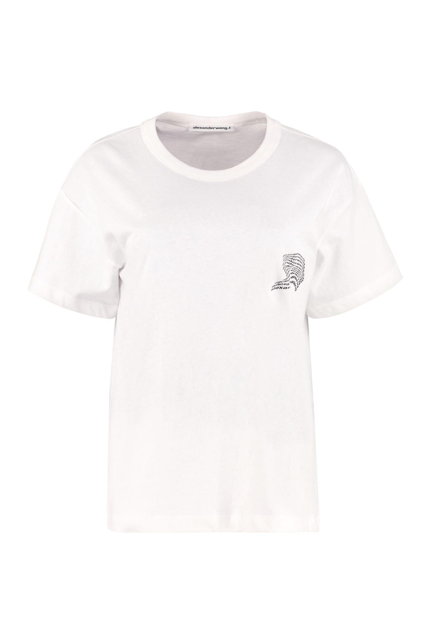 Alexander Wang Oversize Cotton T-shirt