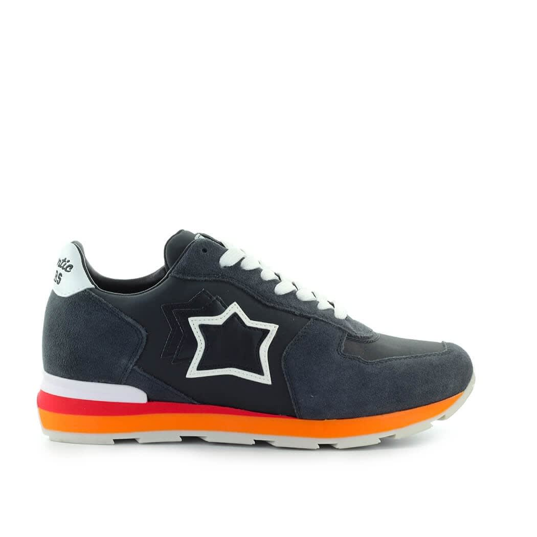 Antares Anthracite Grey Sneaker
