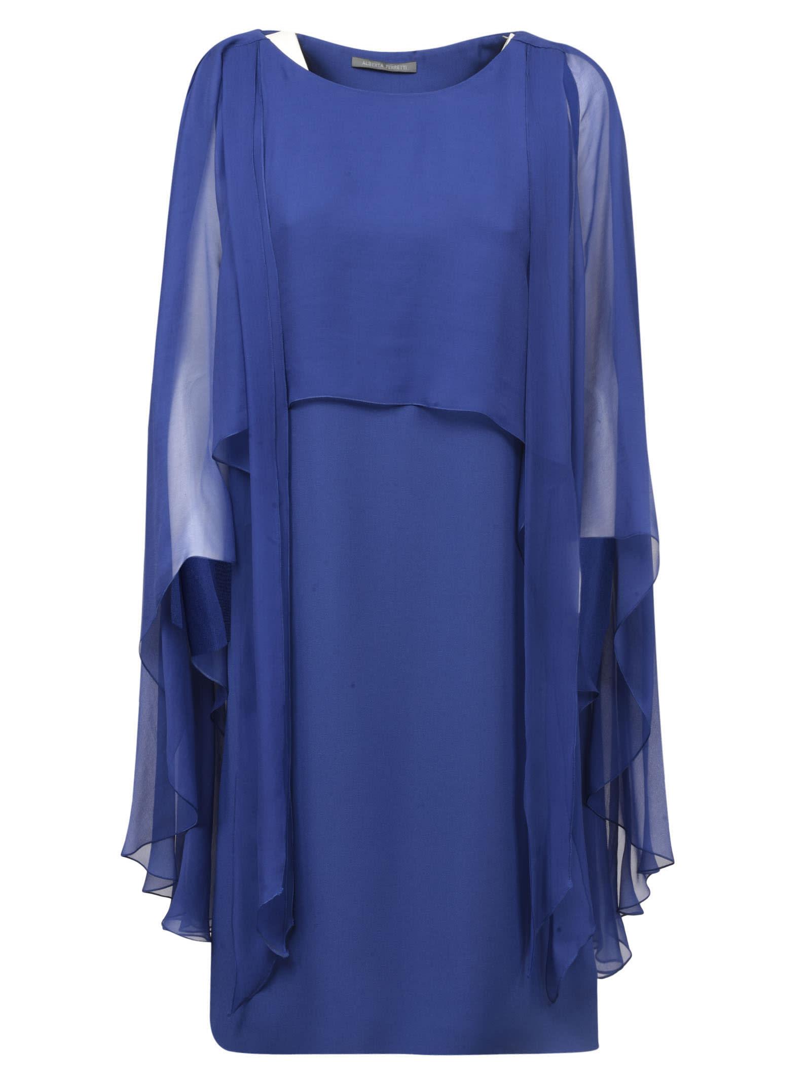 Alberta Ferretti Mid-length Dress