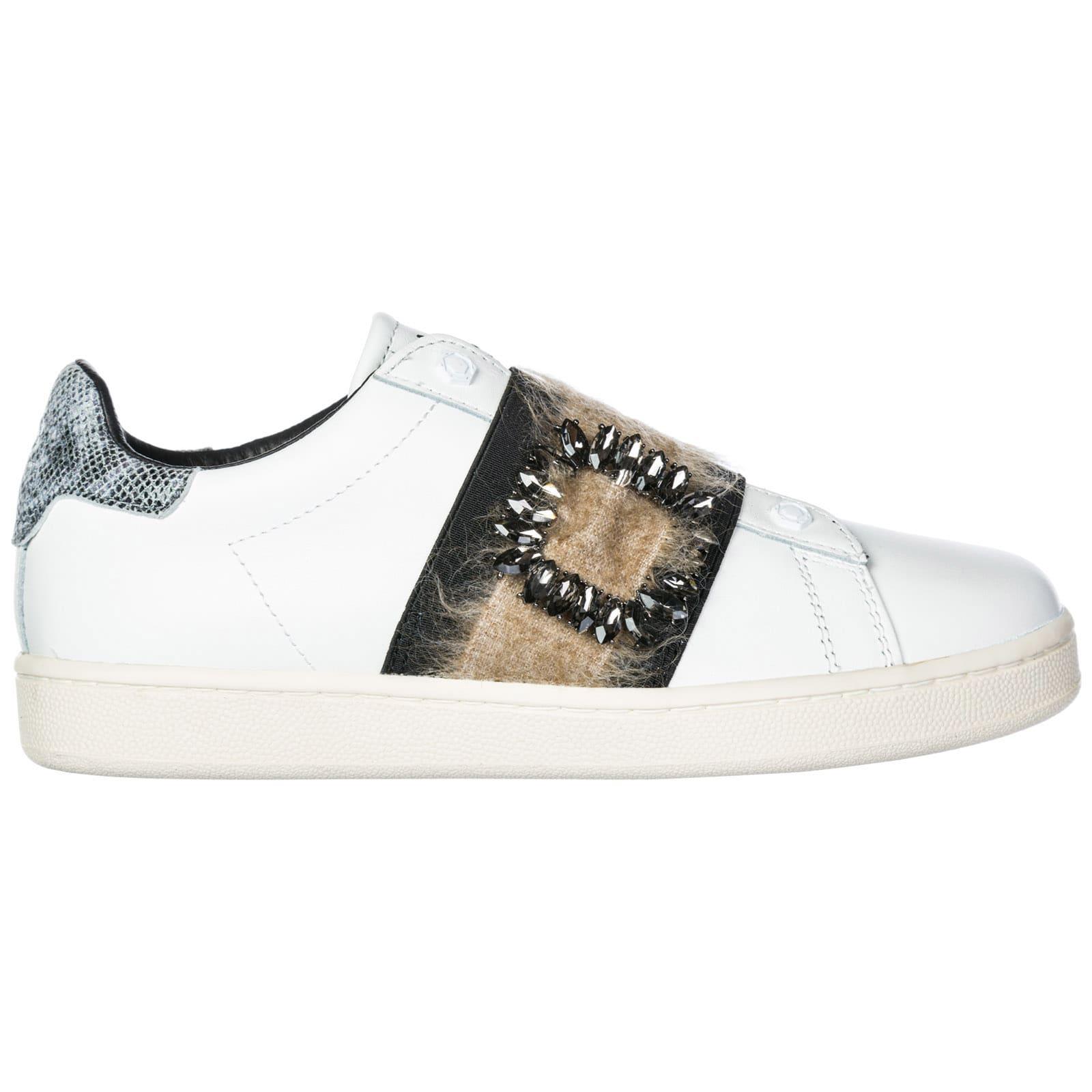 Gallery Diamond Slip-on Shoes