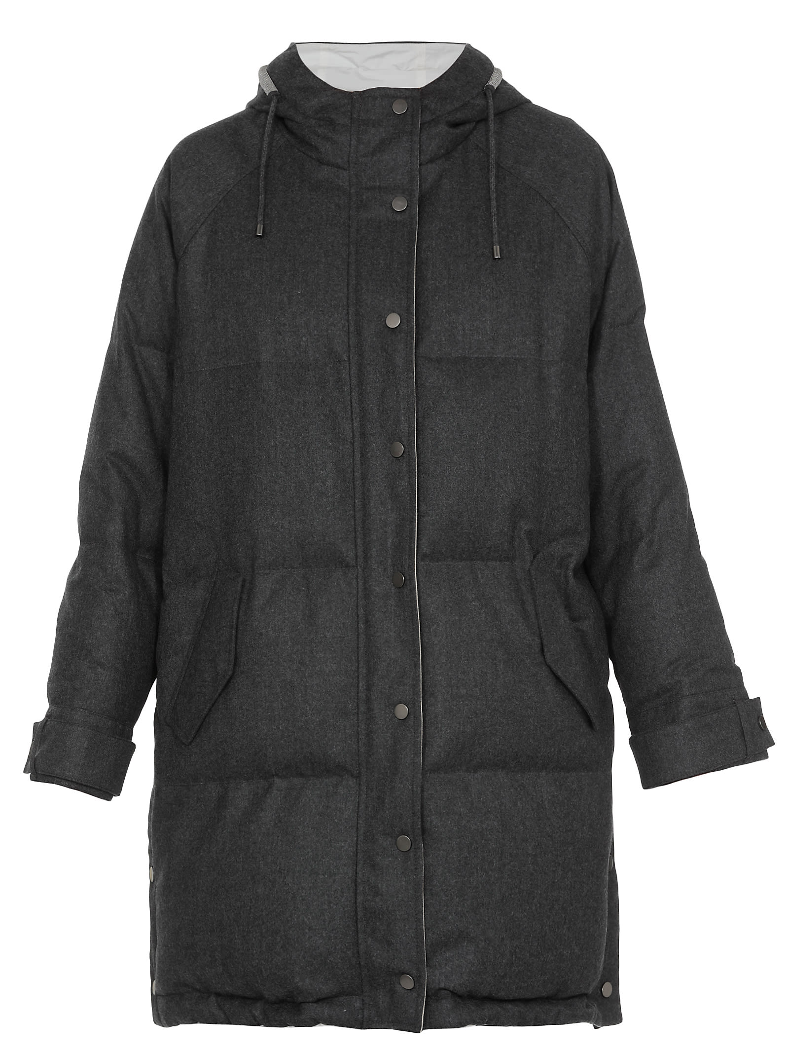 Photo of  Brunello Cucinelli Down Jacket- shop Brunello Cucinelli jackets online sales