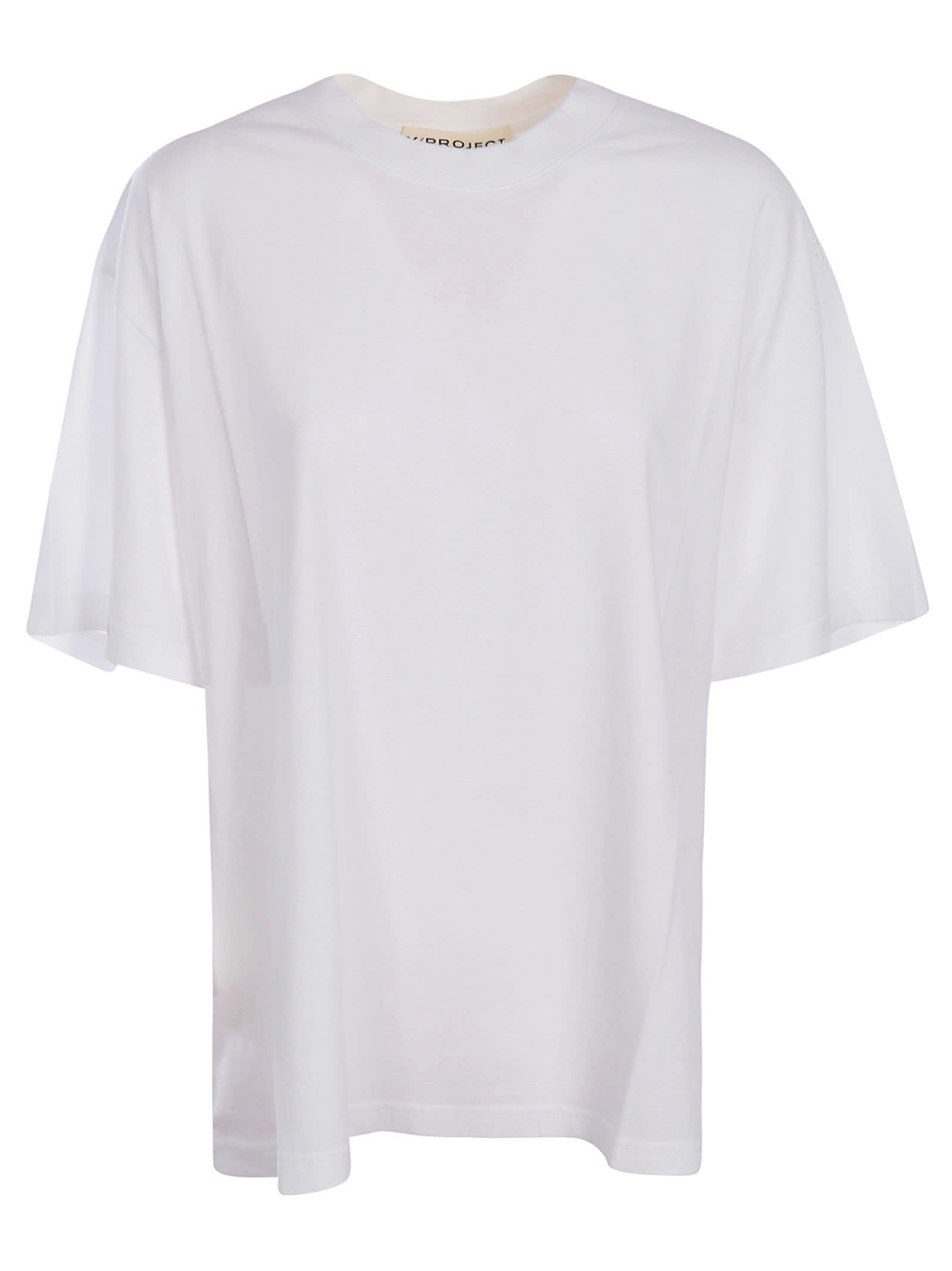 Y/project CLASSIC Y BACK T-SHIRT