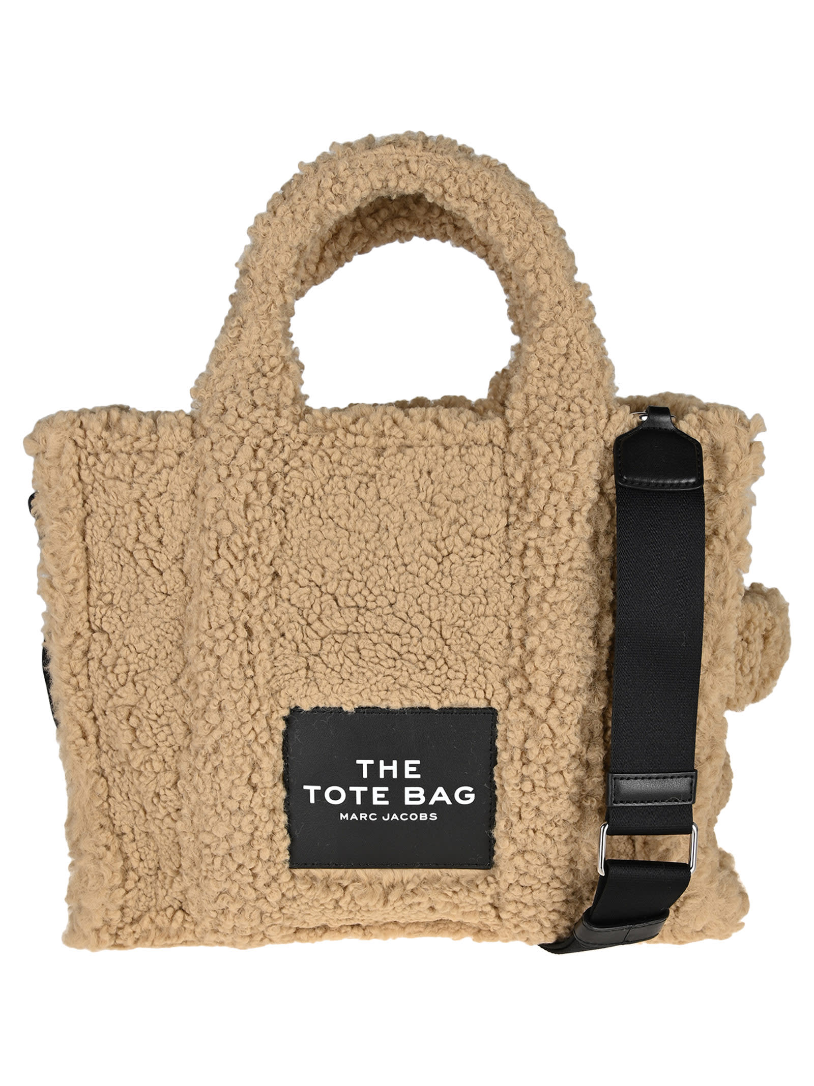 Marc Jacobs THE TEDDY SMALL TRAVELER TOTE BAG