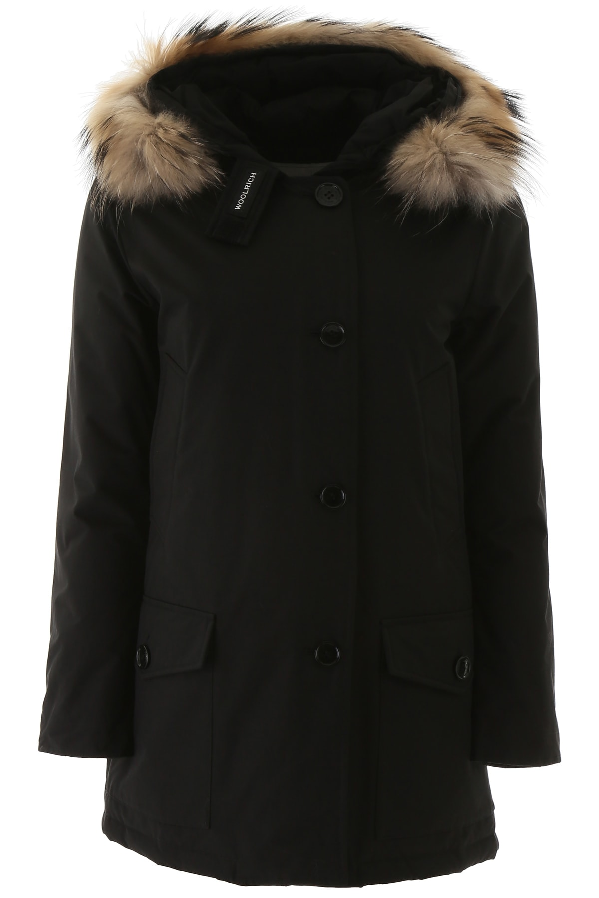 Woolrich Arctic Parka With Murmasky Fur