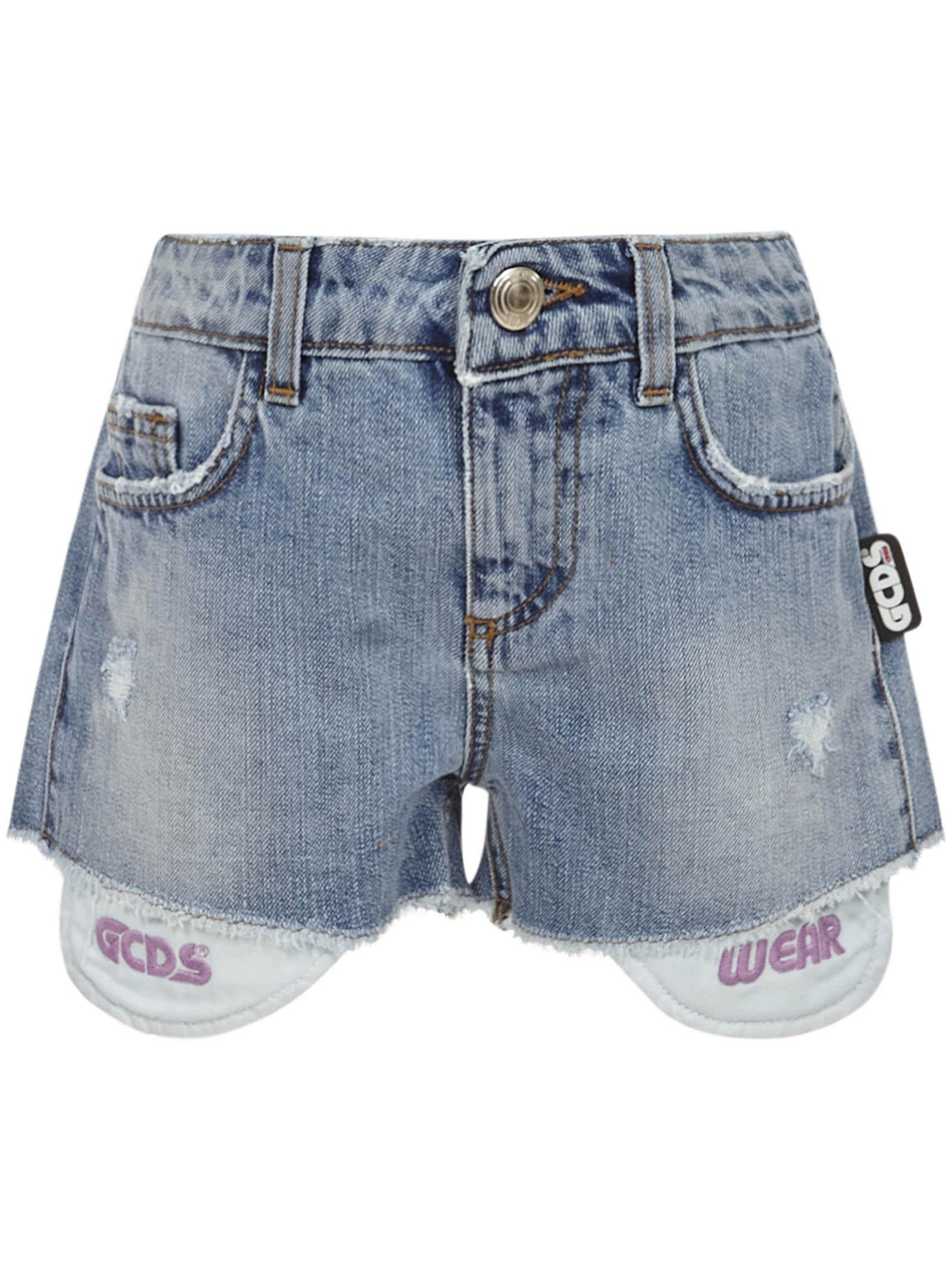 Gcds Mini Shorts GCDS KIDS SHORTS