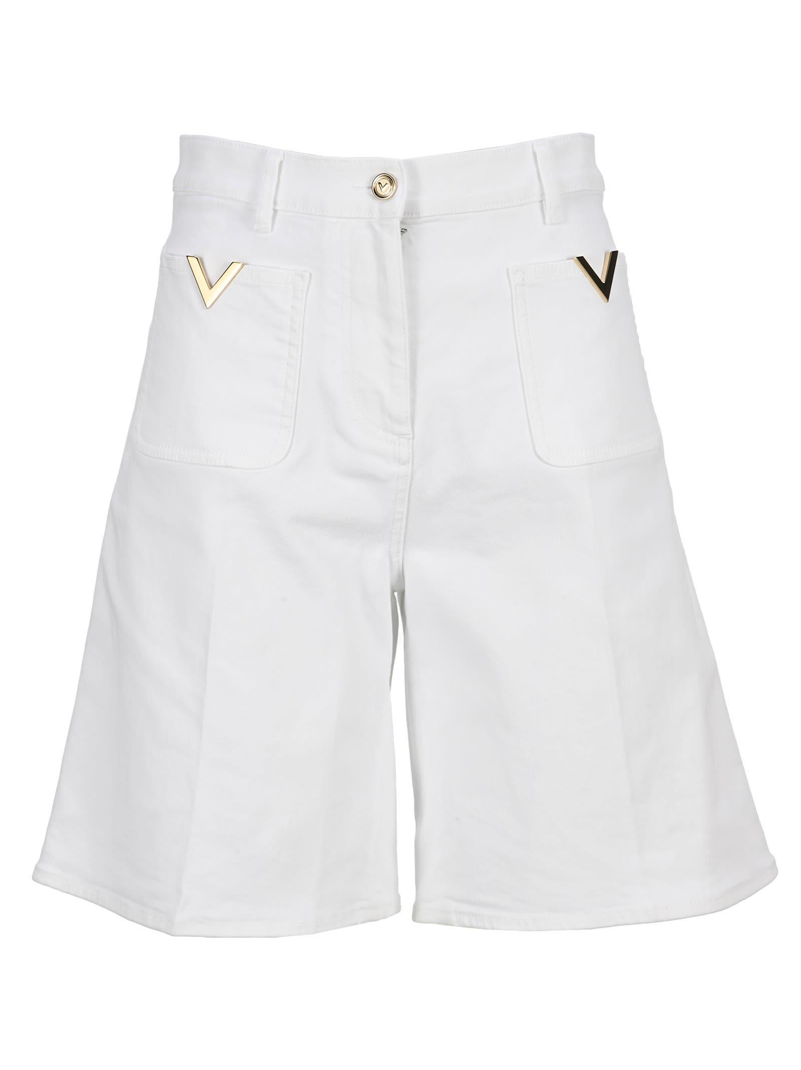 Valentino V-GOLD BERMUDA