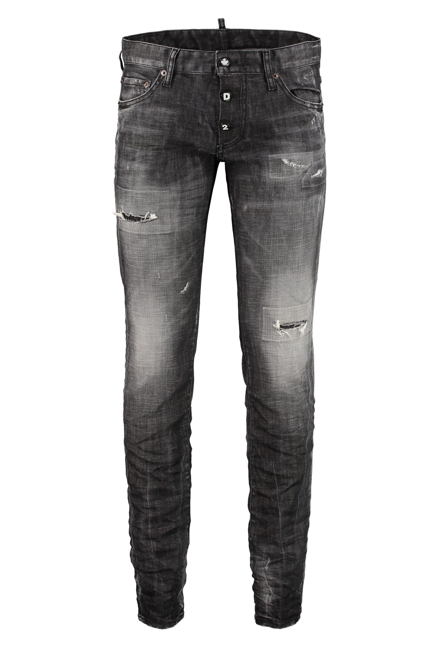 Dsquared2 Slim Jean 5-pocket Jeans