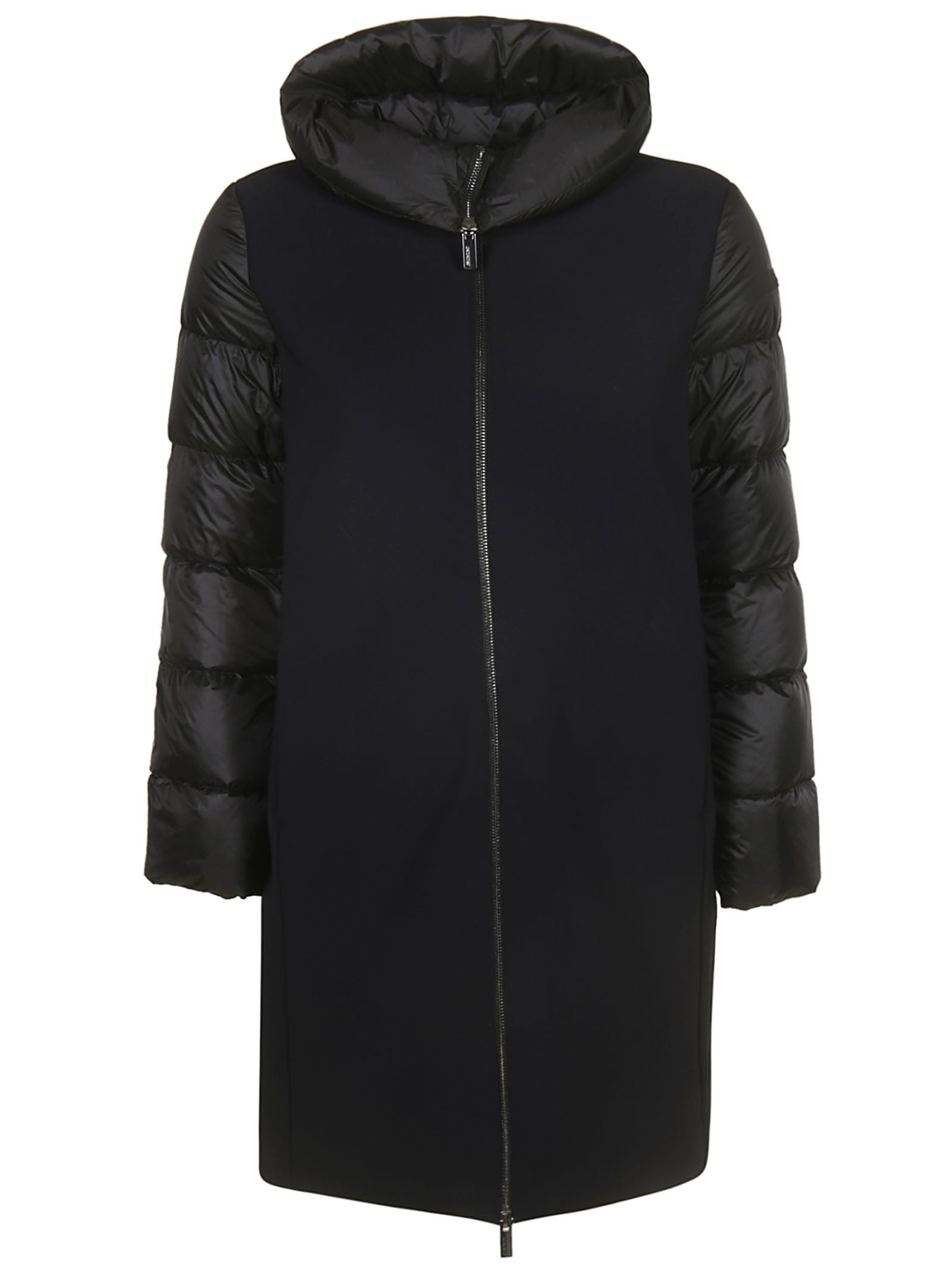 RRD – Roberto Ricci Design Winter Hybrid Padded Sleeve Coat
