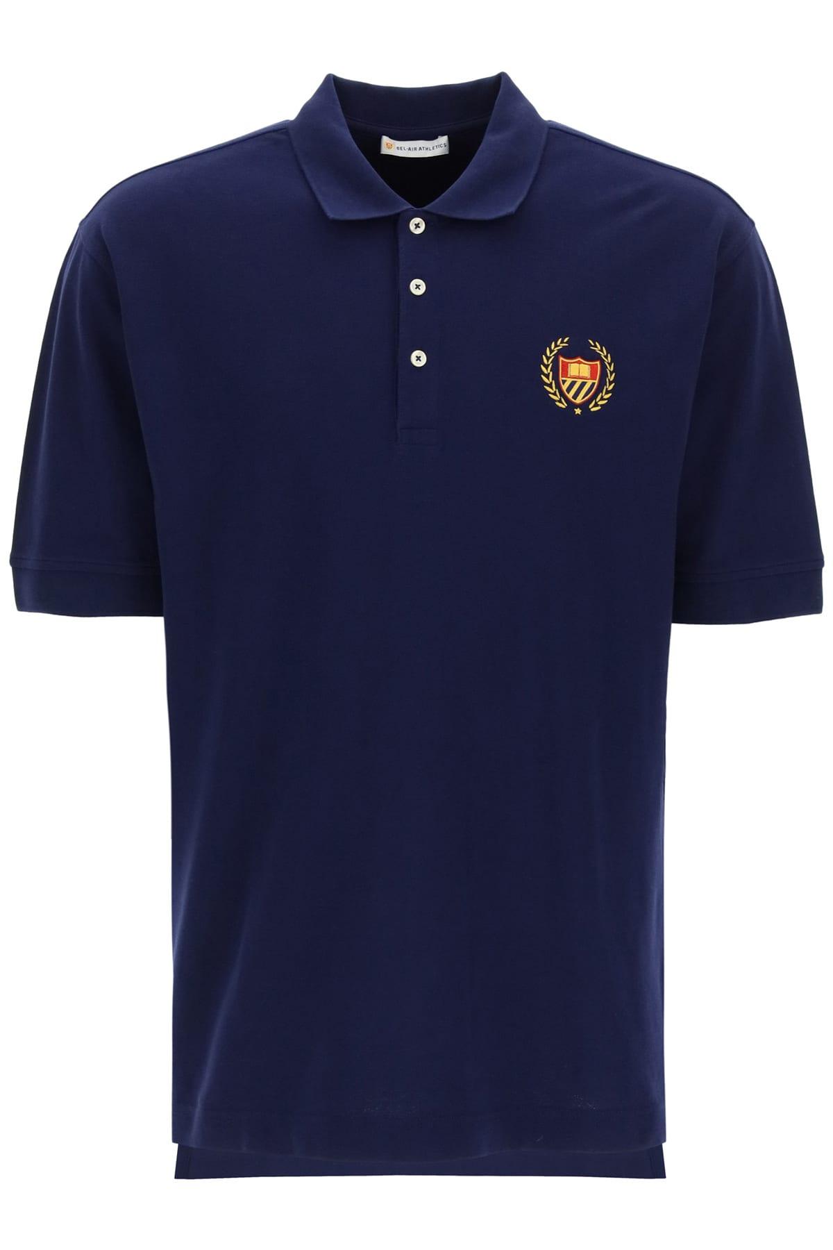 Academy Crest Polo Shirt