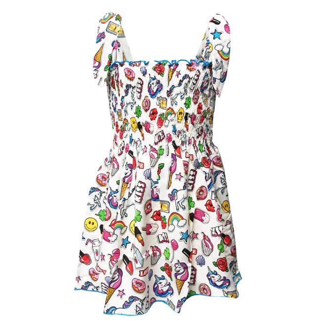 Buy MC2 Saint Barth Girls Dress Magic Pop online, shop MC2 Saint Barth with free shipping