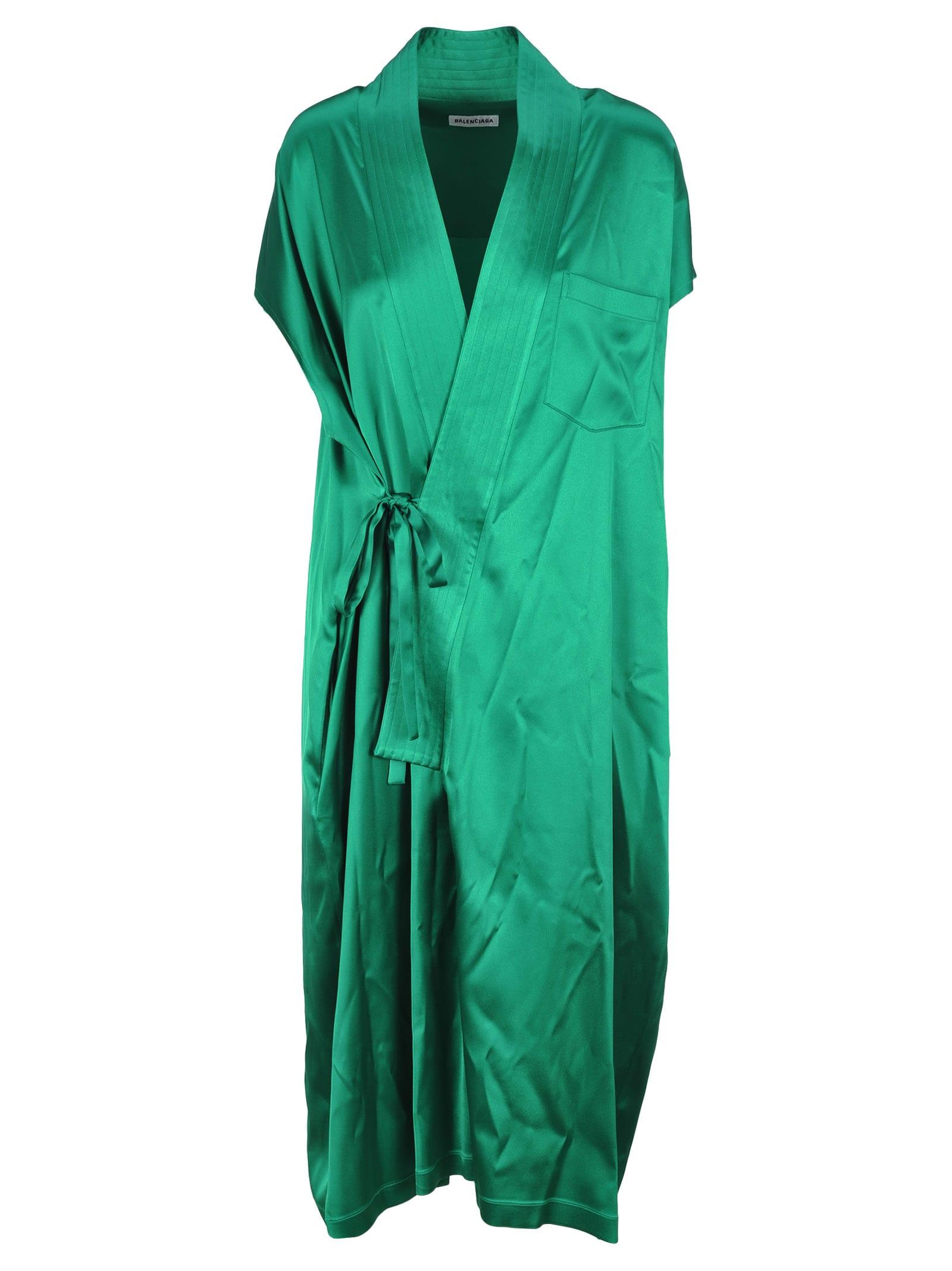 Balenciaga Judo Style Dress