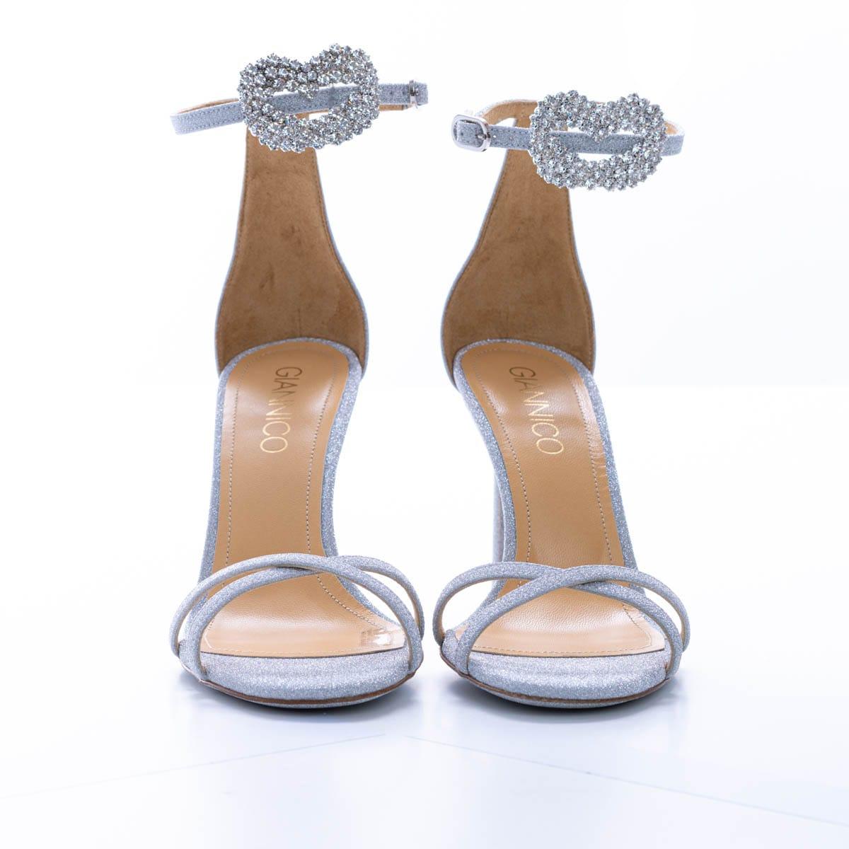 Giannico Giannico Leather Sandal