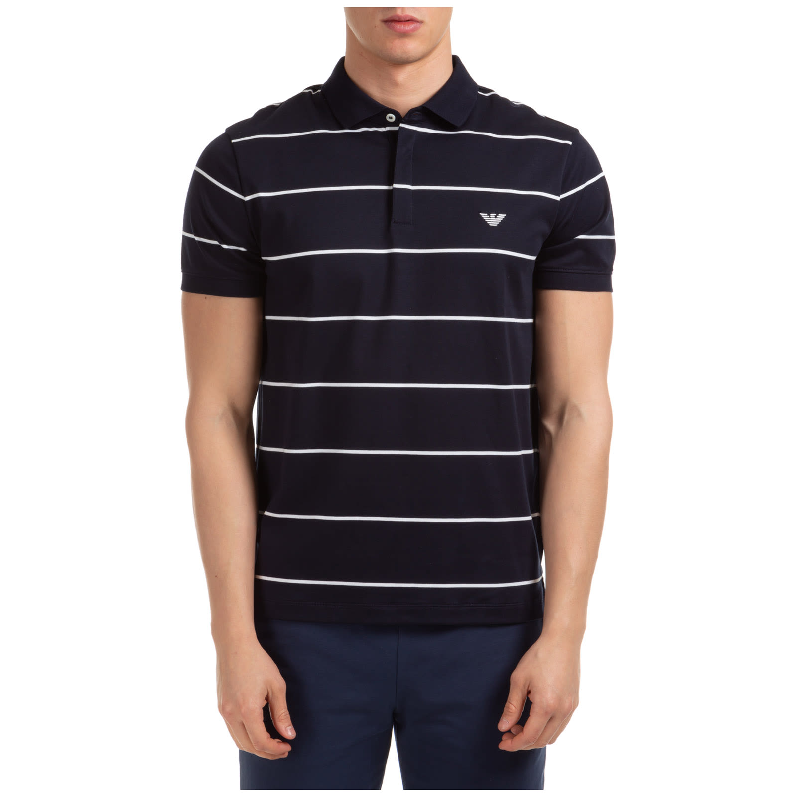 Emporio Armani Pillona Polo Shirts In Riga Grande