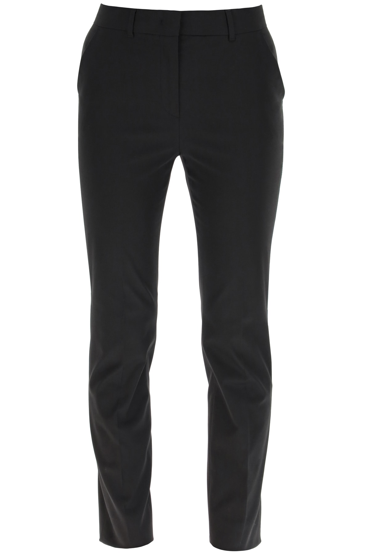Cotton Nickel Trousers
