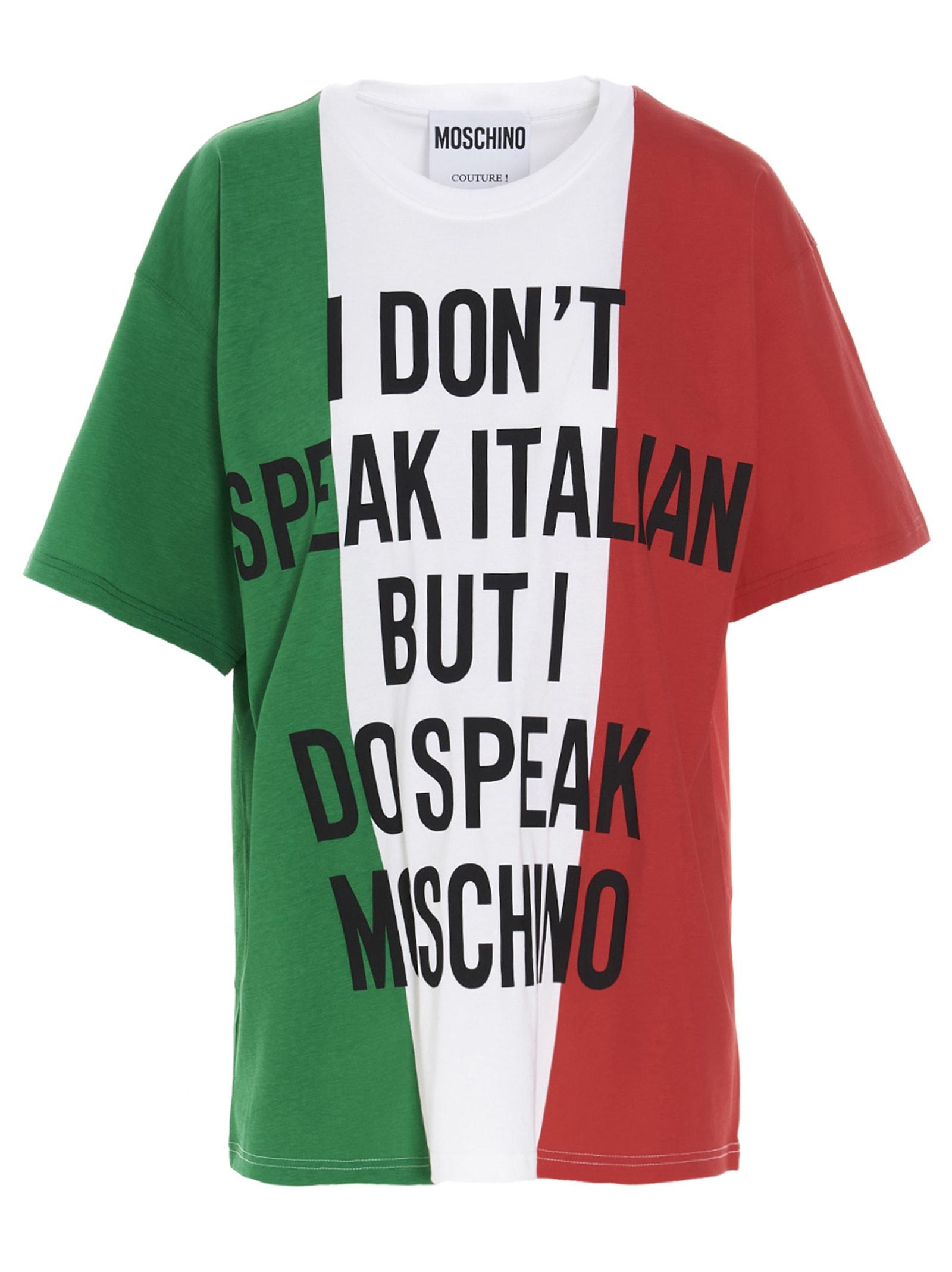Moschino ITALIA T-SHIRT