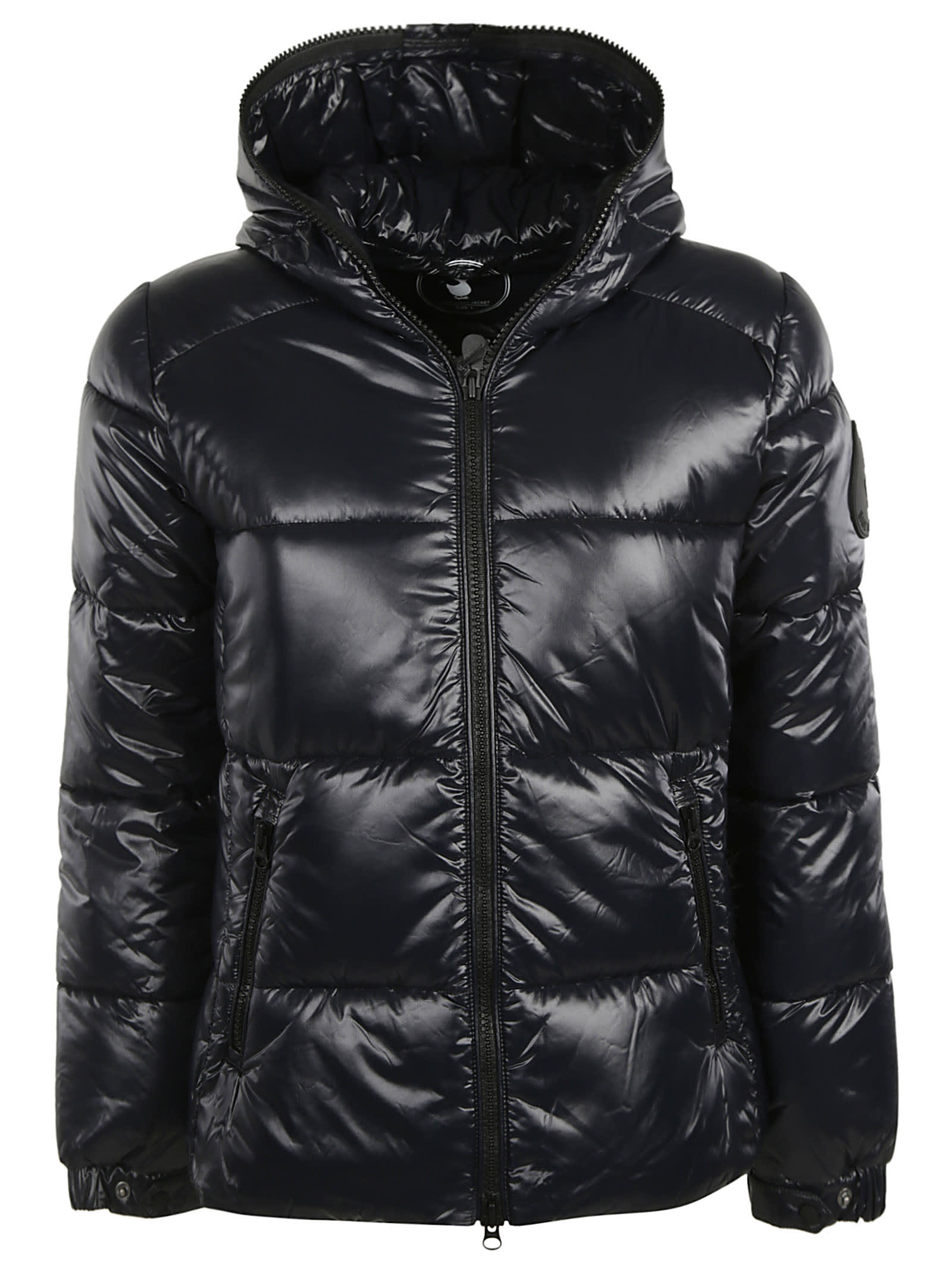 Save the Duck Classic Zipped Padded Jacket