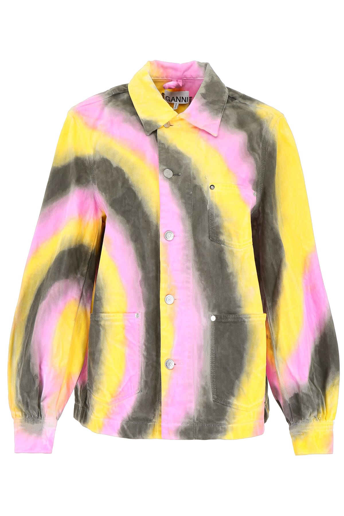 Ganni Tie Dye Jacket