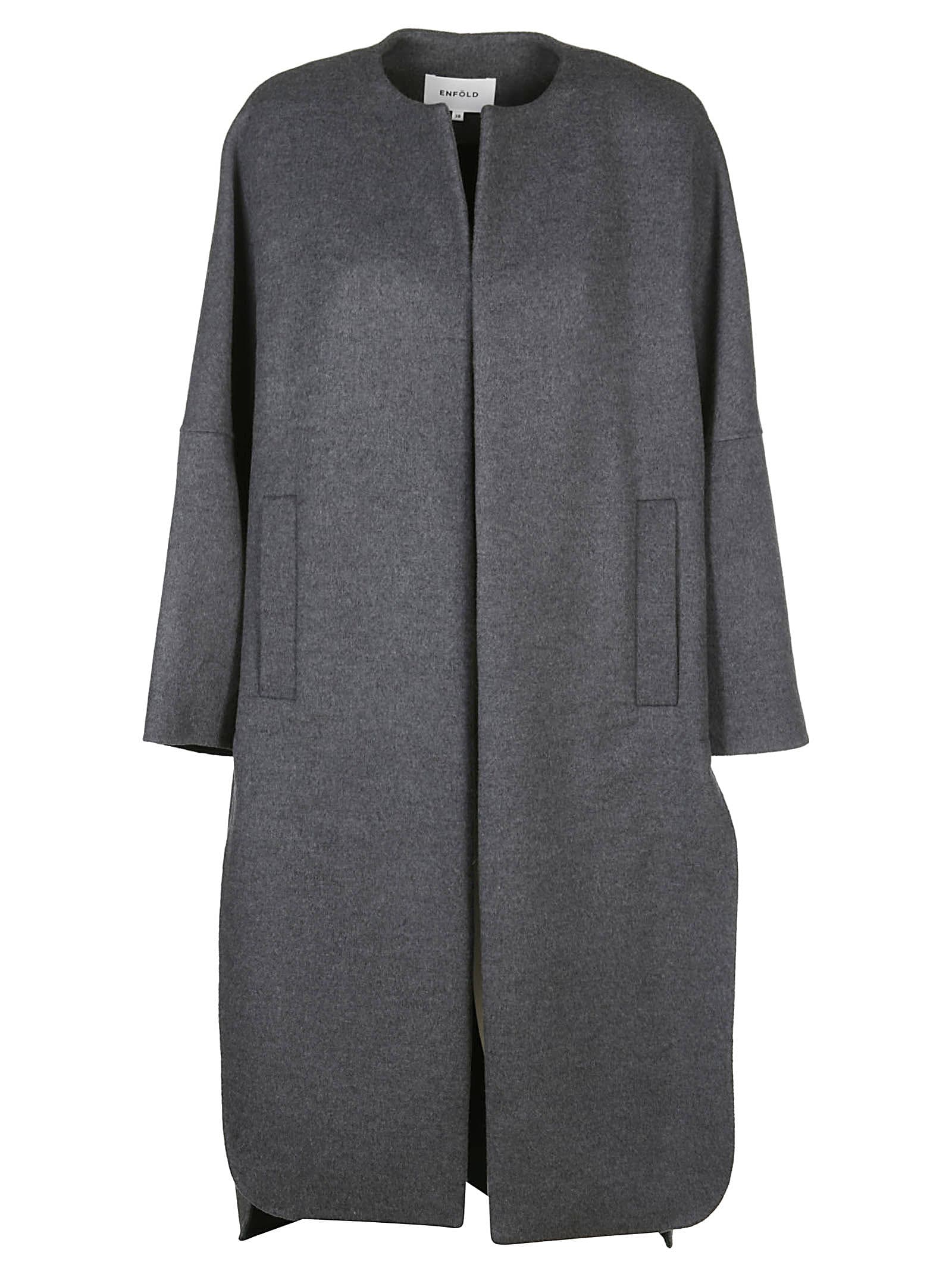 Enföld Wool Coat