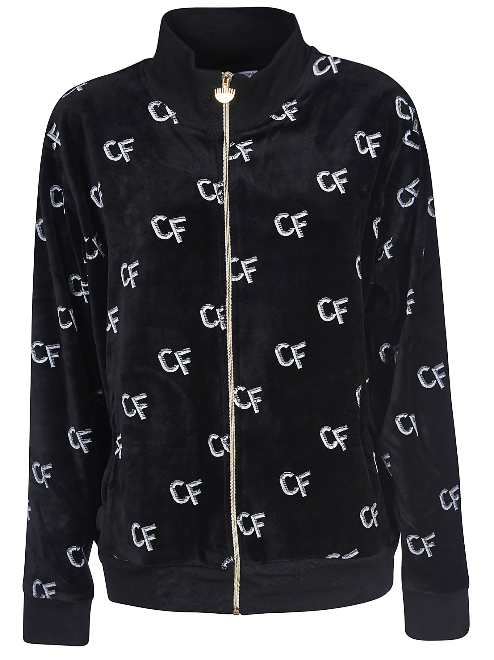 Chiara Ferragni Logo Allover Jacket