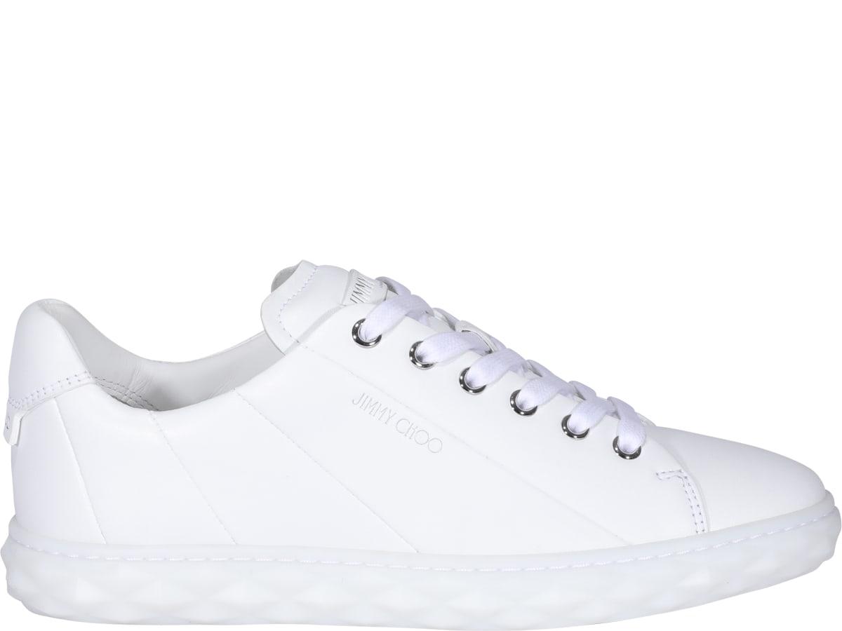 Jimmy Choo Sneakers DIAMOND SNEAKERS