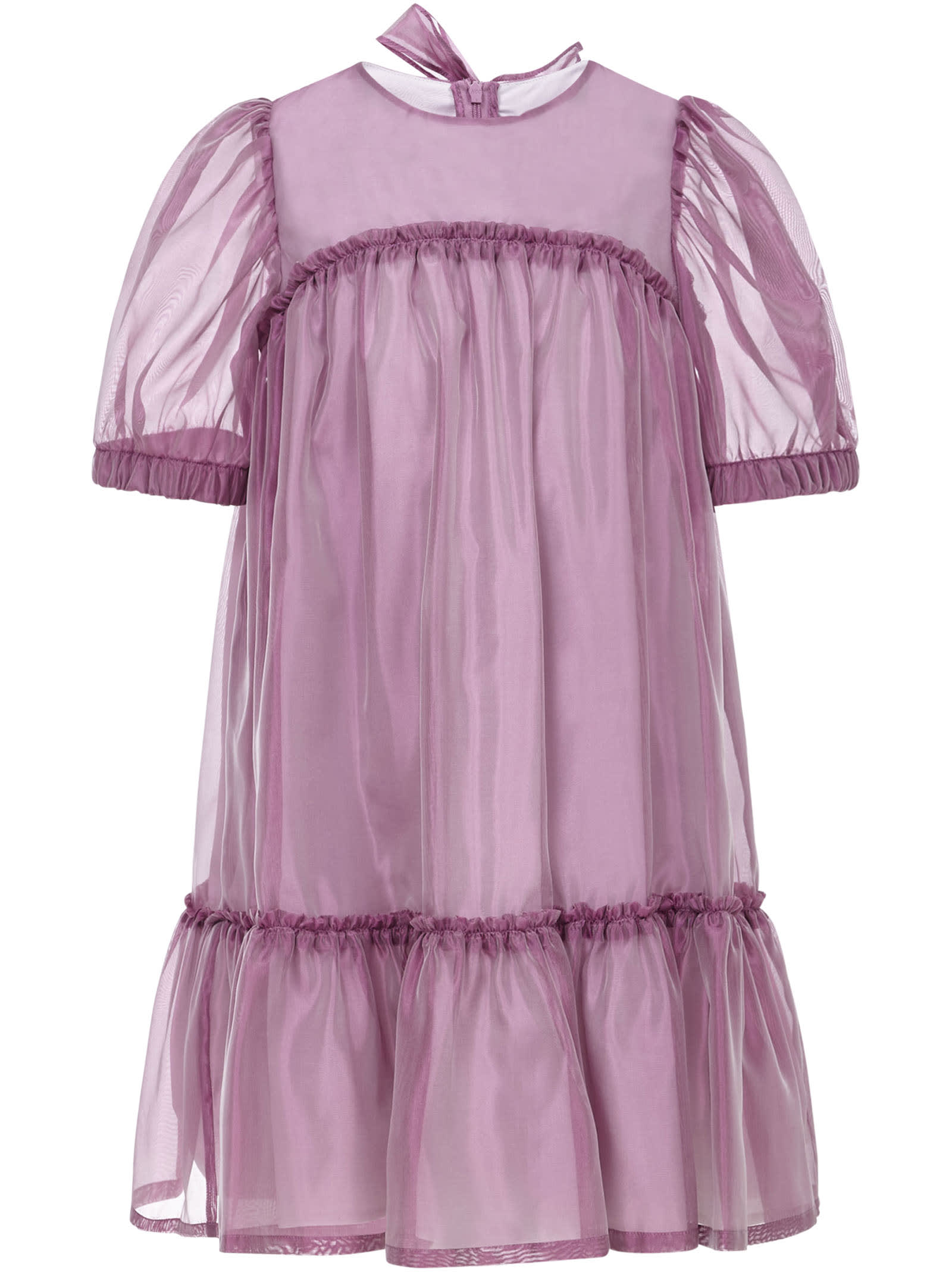 Il Gufo Cottons DRESS