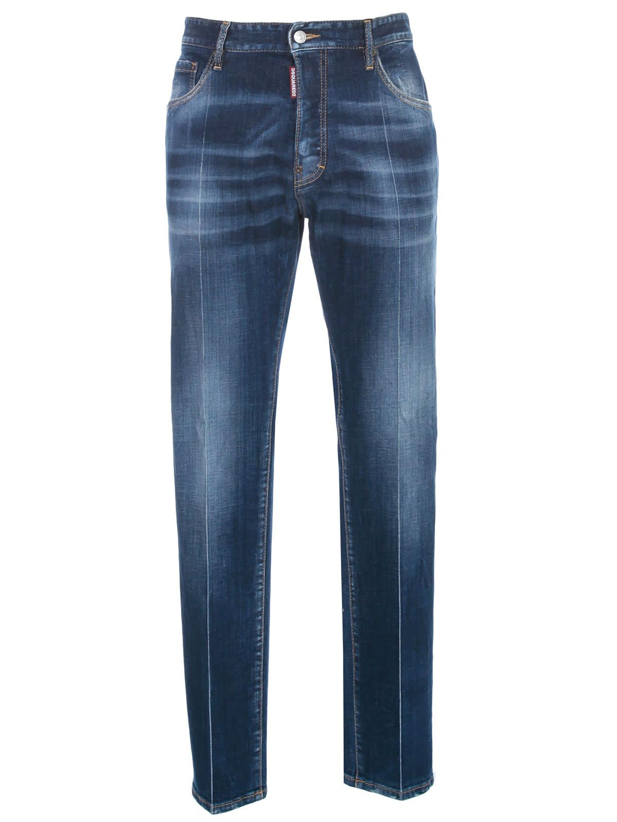 Dsquared2 Jeans Sexy Mercury James Dean Clean Riga Wash