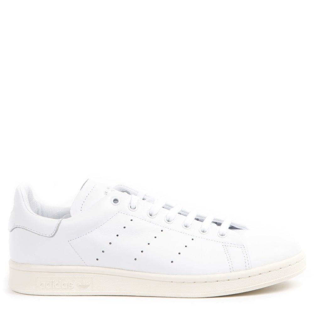 new concept 426a8 251aa Adidas Originals Stan Smith Recon White Leather Sneakers