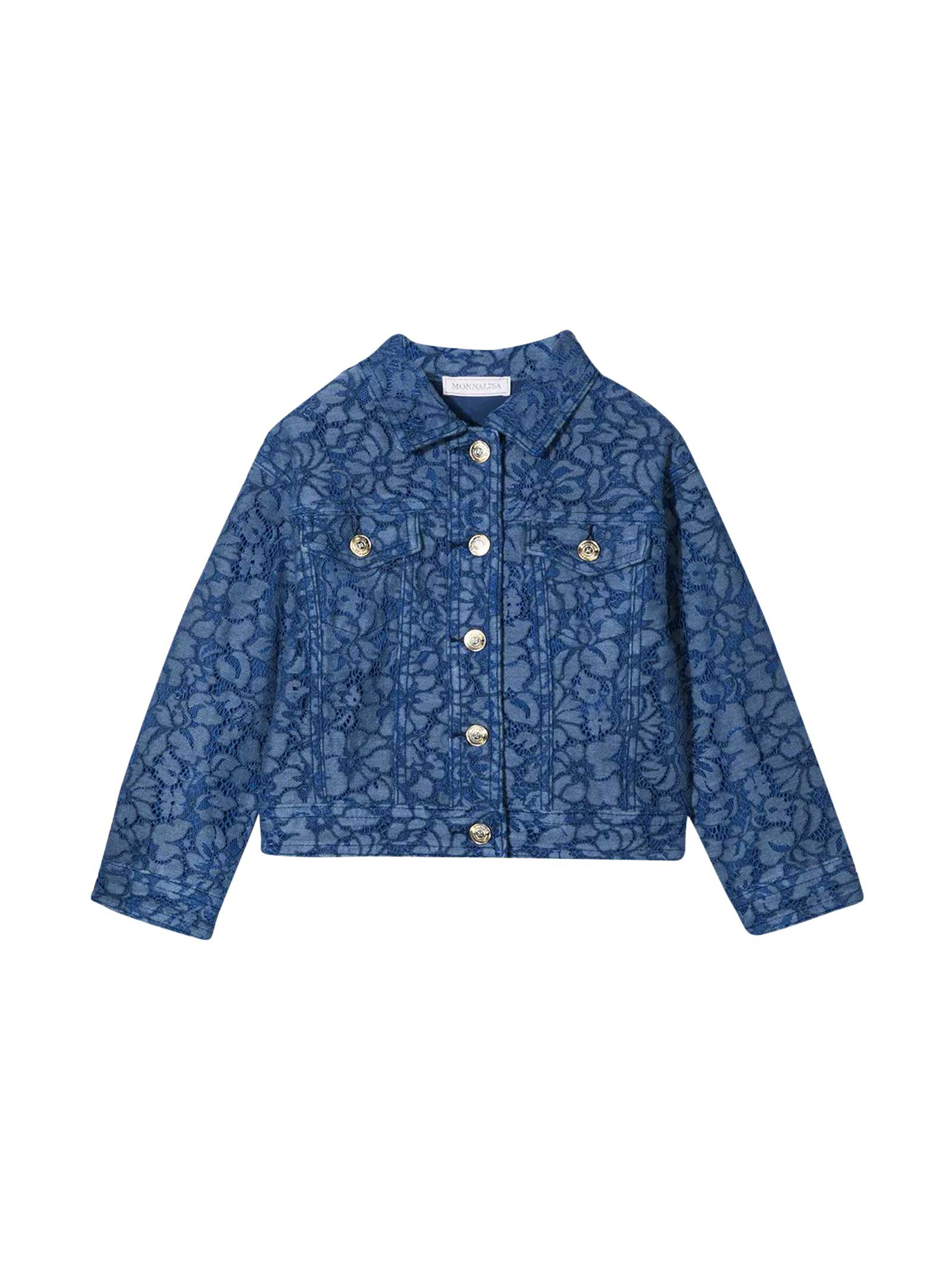Monnalisa DENIM JACKET