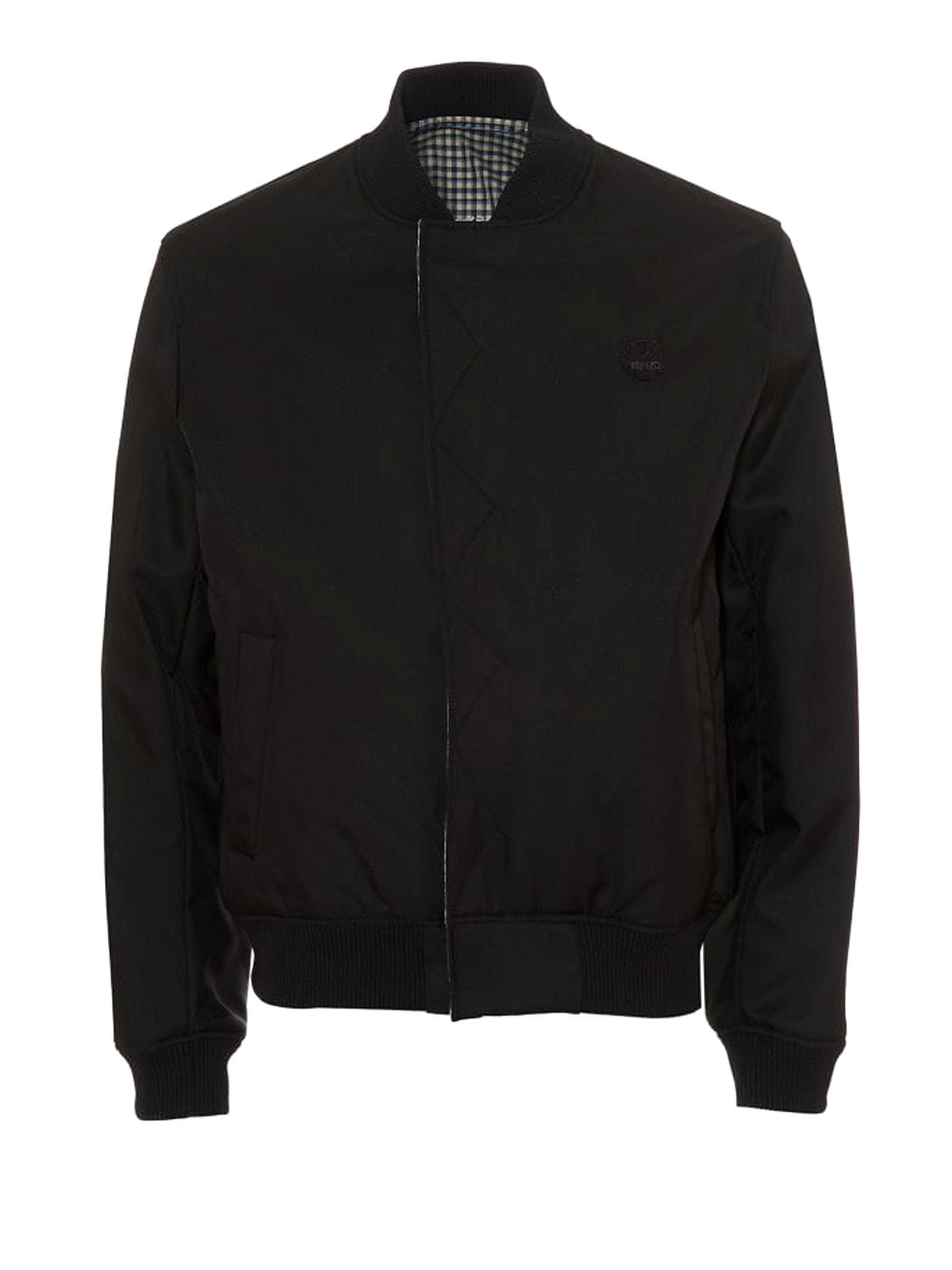 e71537f4 Kenzo Kenzo Reversible Bobmer Jacket