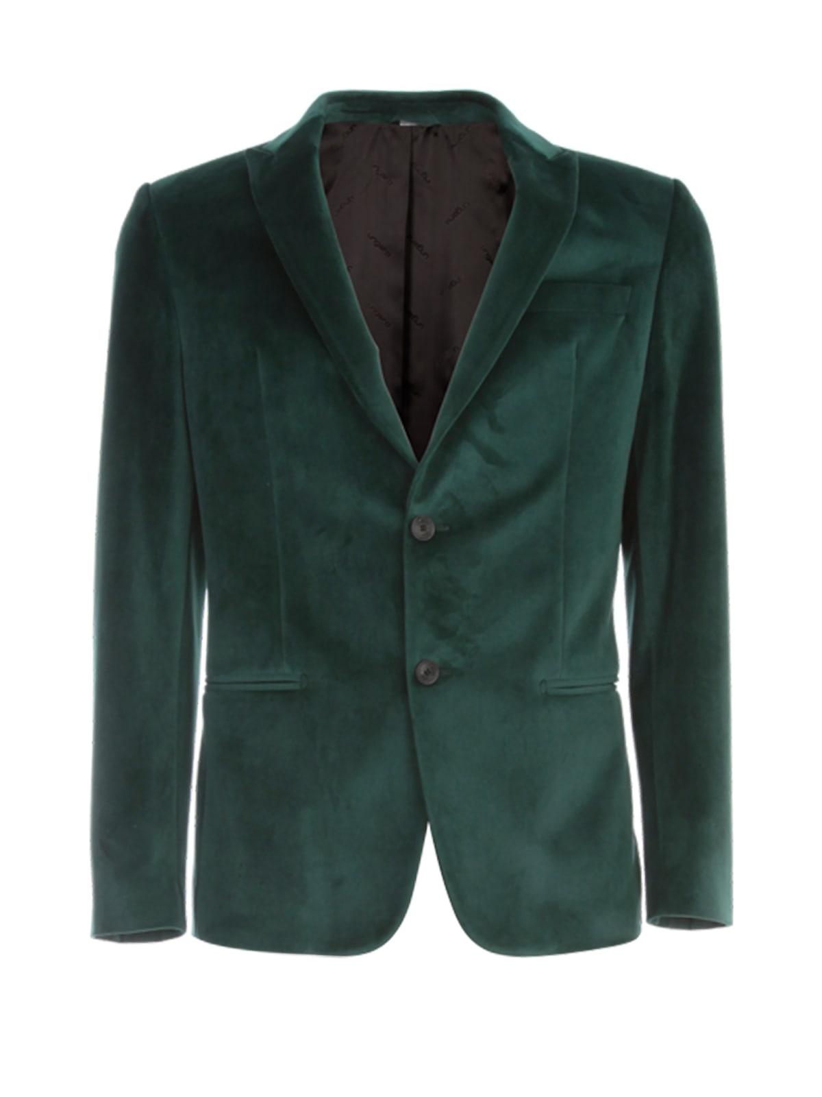 Viscose Velvet Jacket