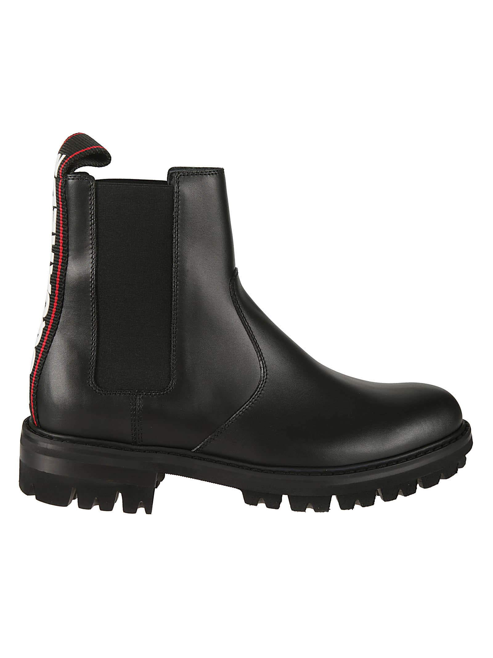 Dsquared2 Elasticated Side Ankle Boots