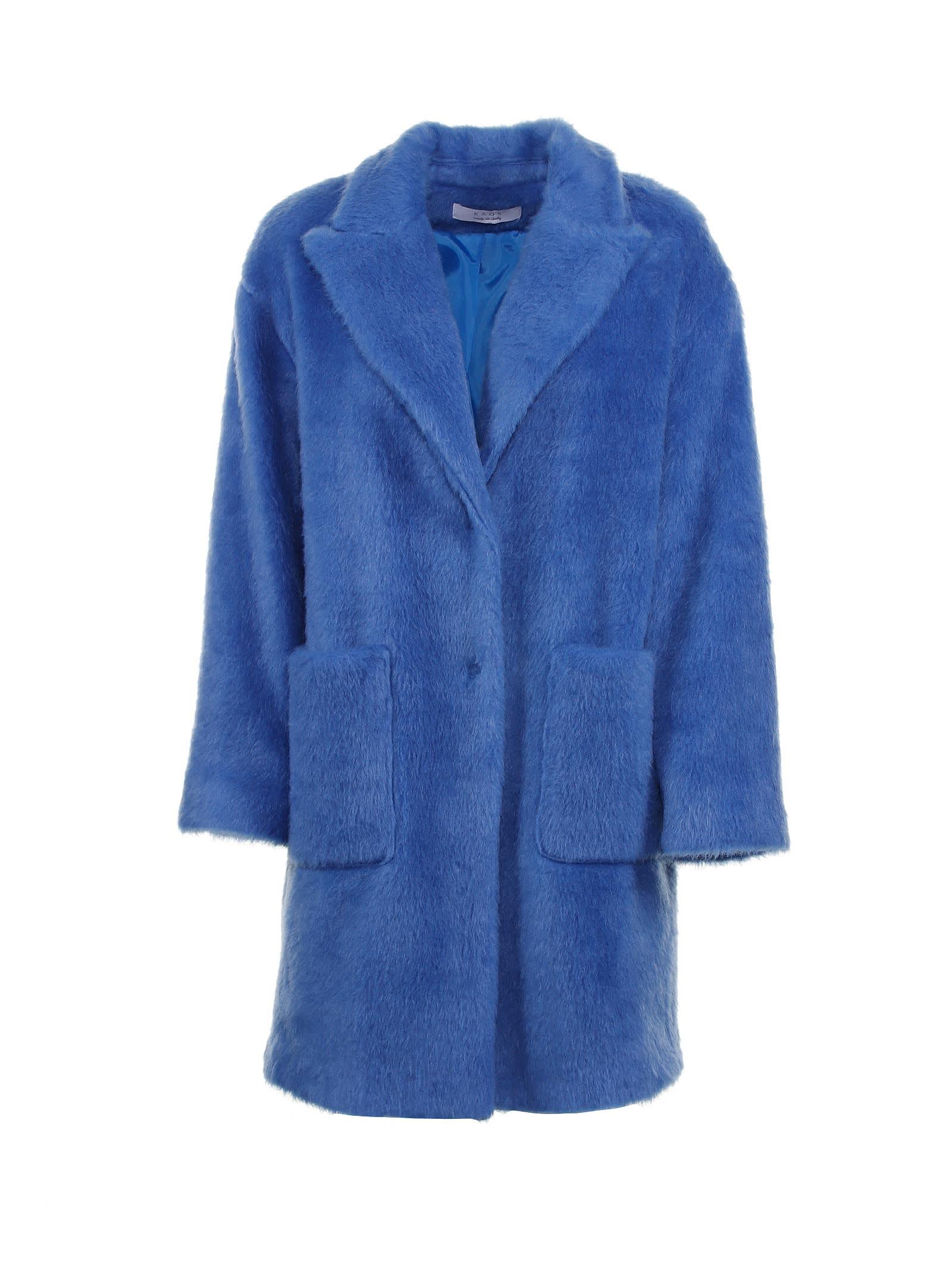 Bluette Wool Coat