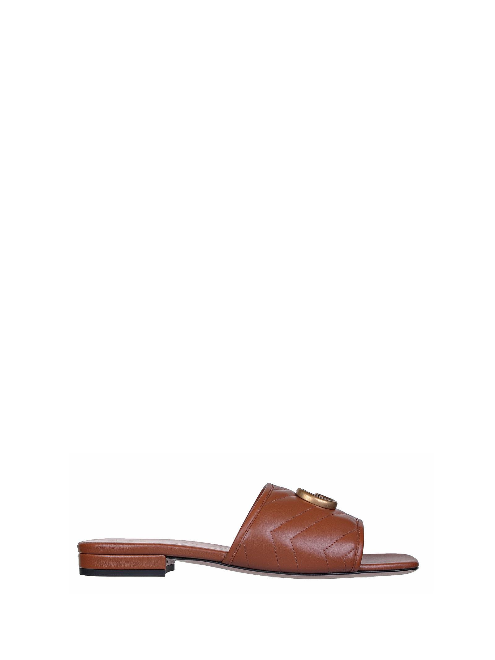 Gucci Gucci Double G Sandals