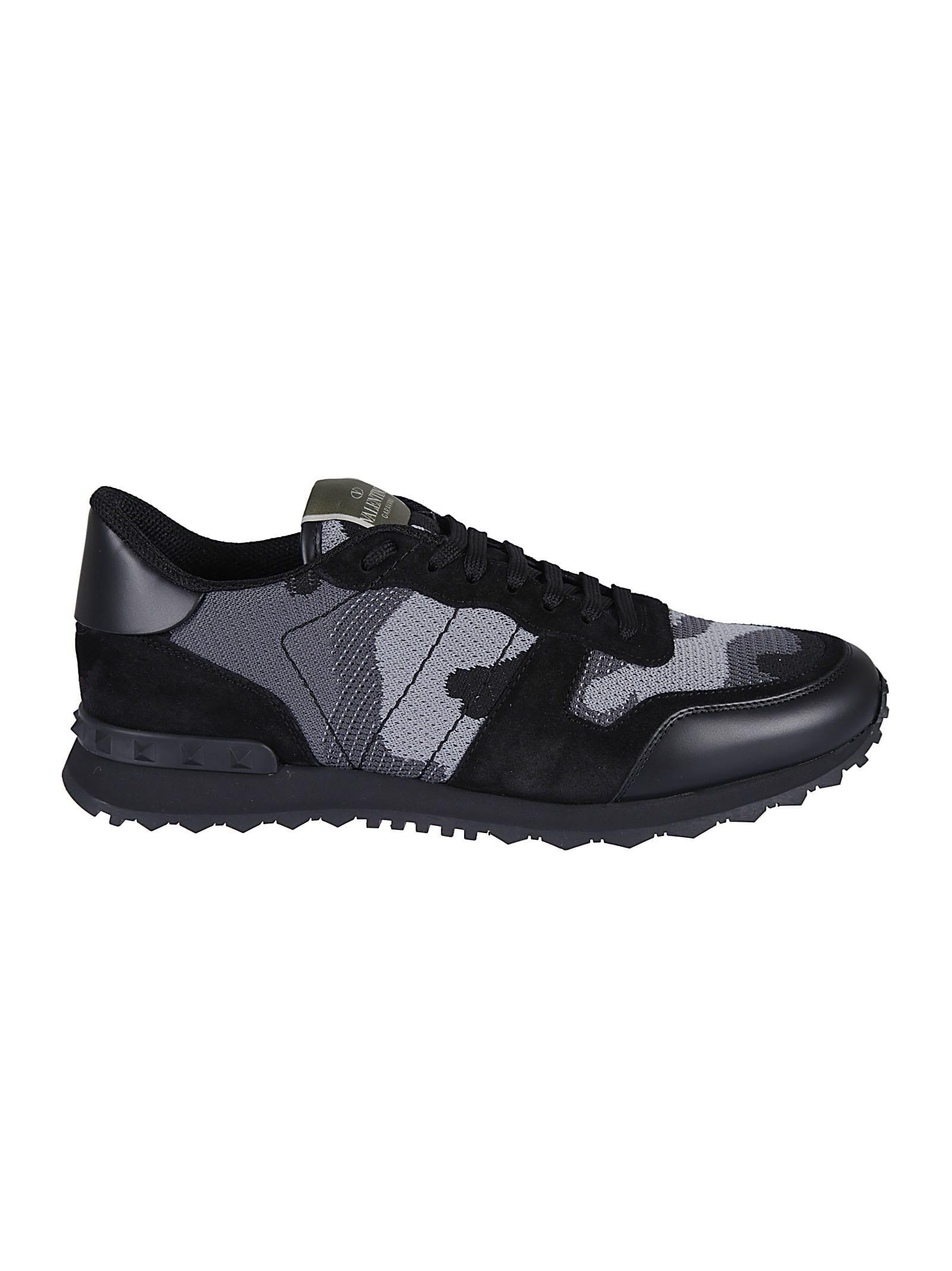 Valentino Garavani Camo Sneakers