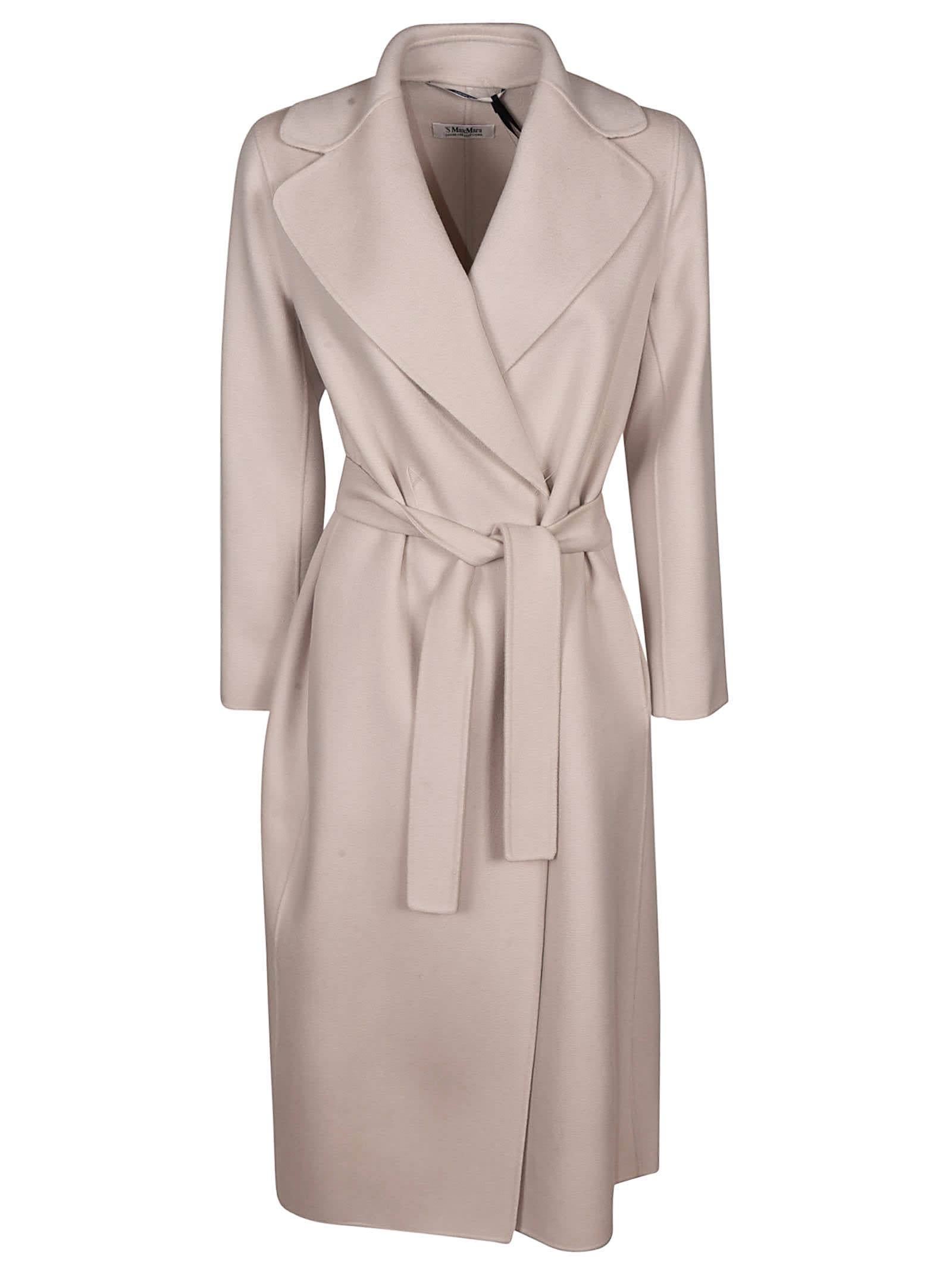 Max Mara Studio Belt-tied Coat