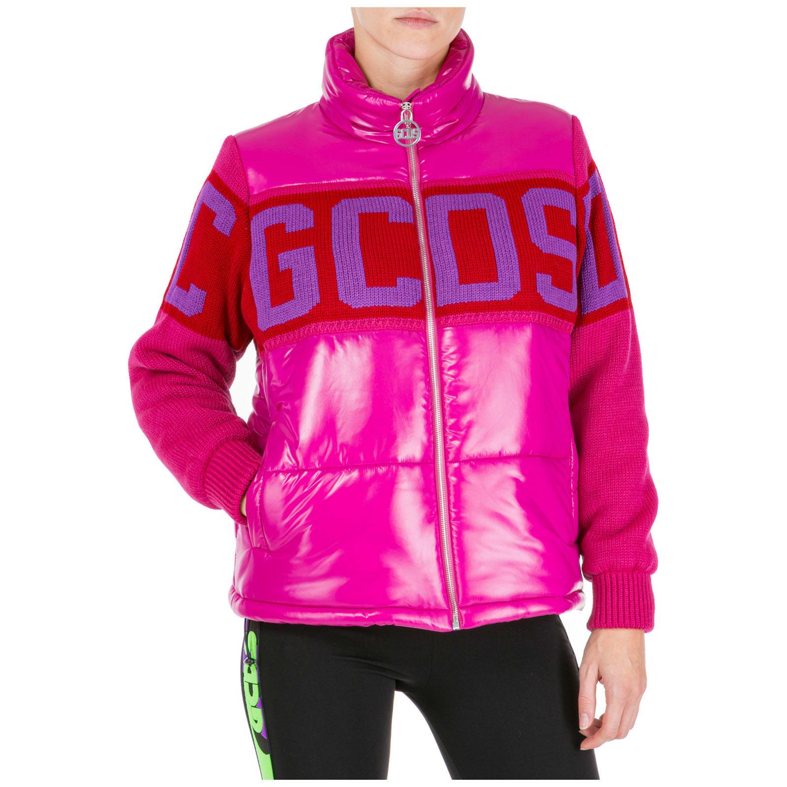 Gcds Logo Mix Jacket
