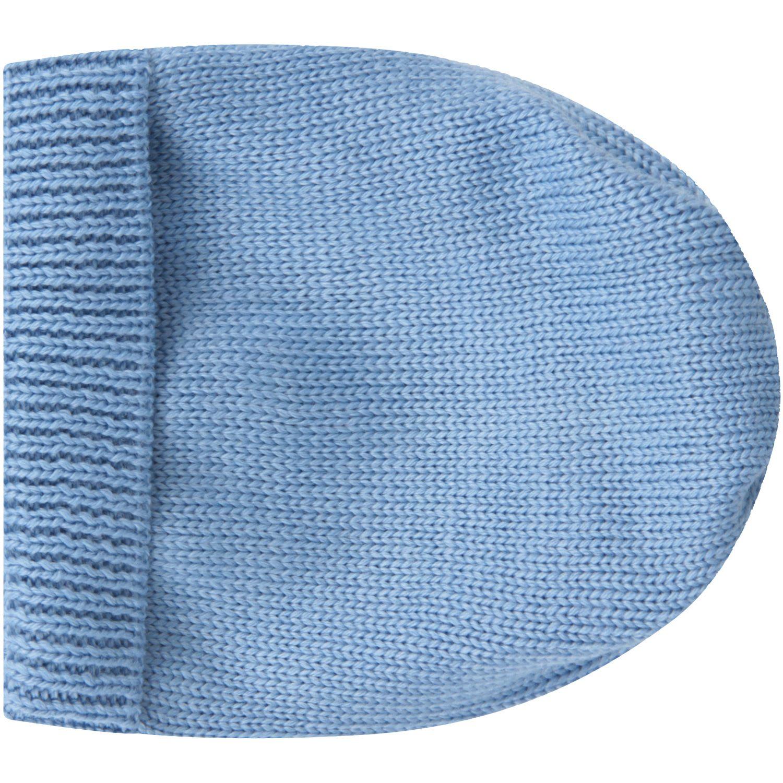 Light Blue Hat For Babykid