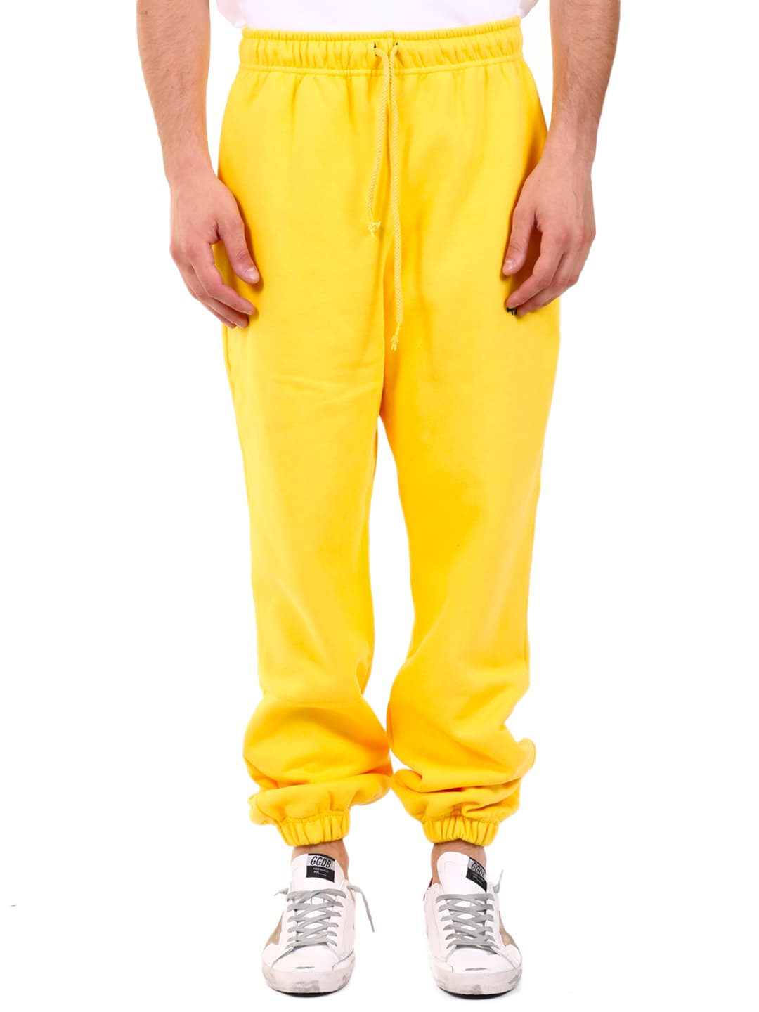 Jogging Trousers Yellow