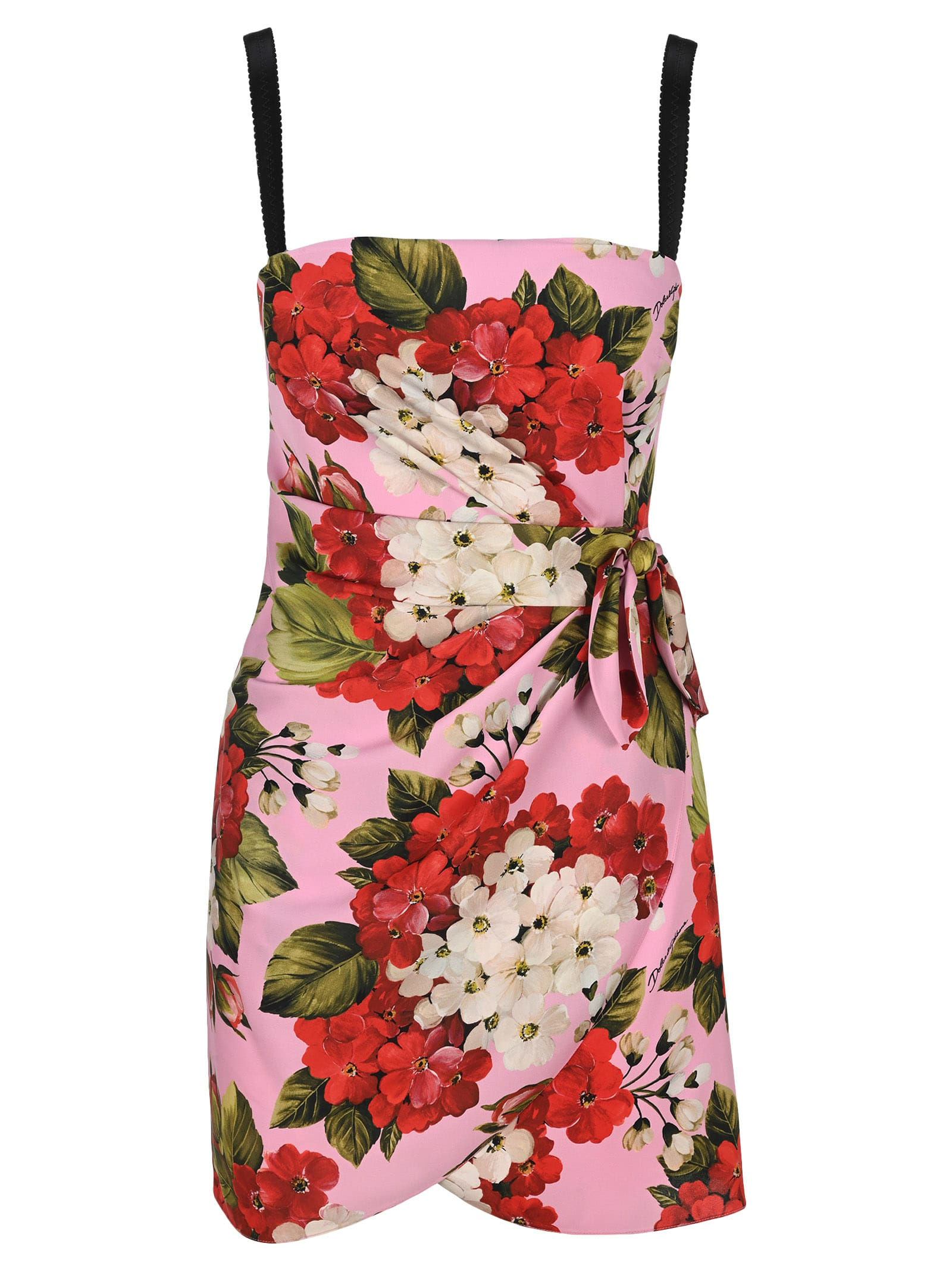 Buy Dolce & gabbana Dress Geranio online, shop Dolce & Gabbana with free shipping