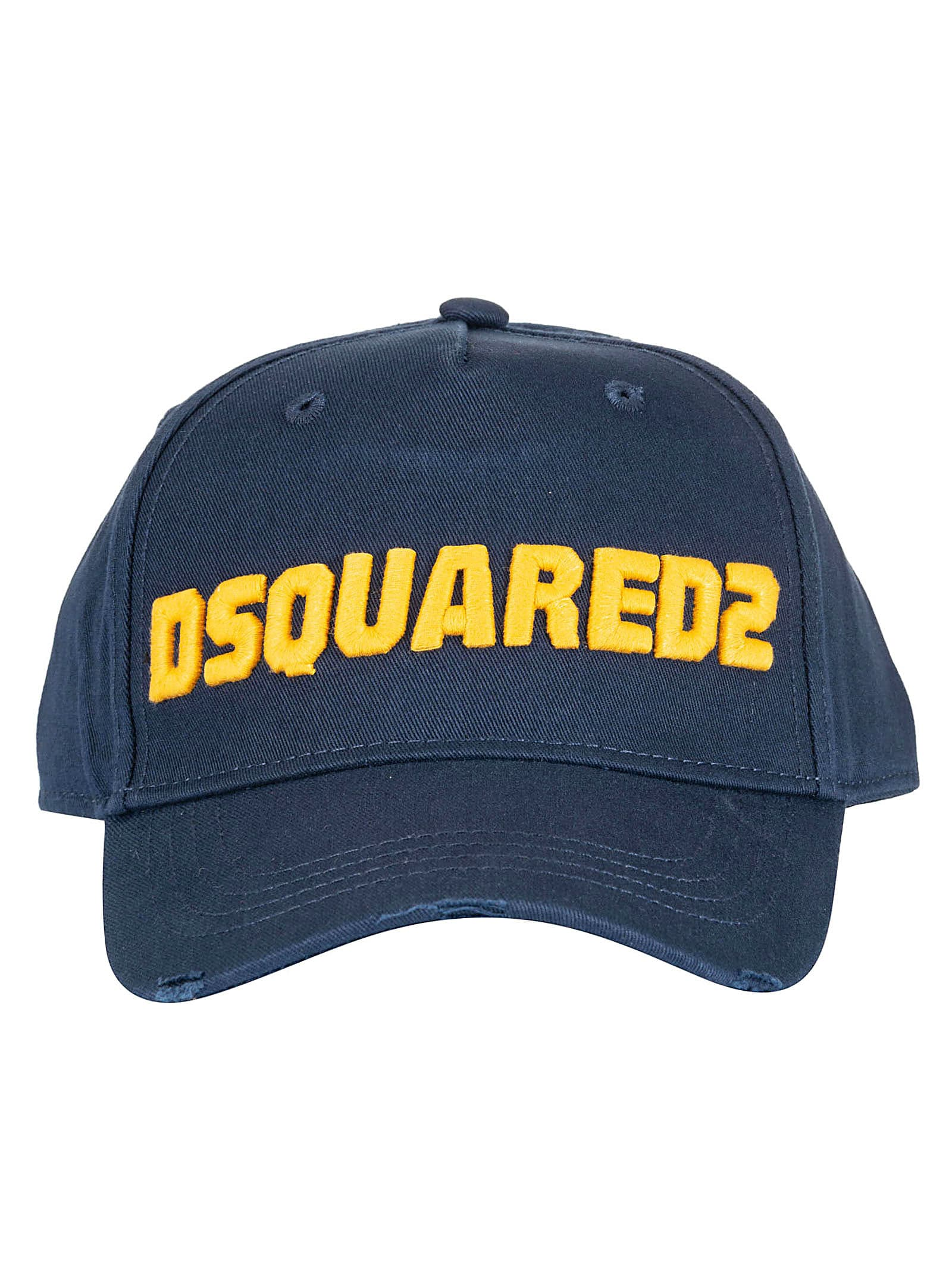 095e88838 Dsquared2 Embroidered Logo Baseball Cap