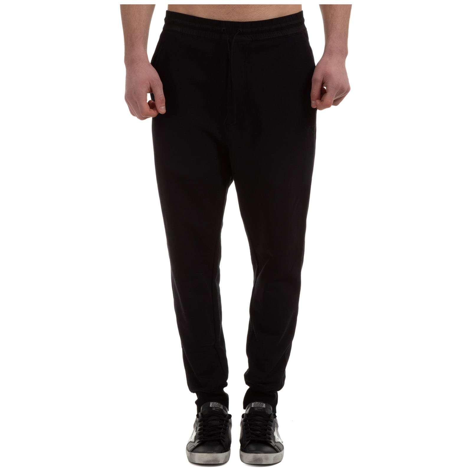Y-3 Cottons FRANCY TRACKSUIT BOTTOMS