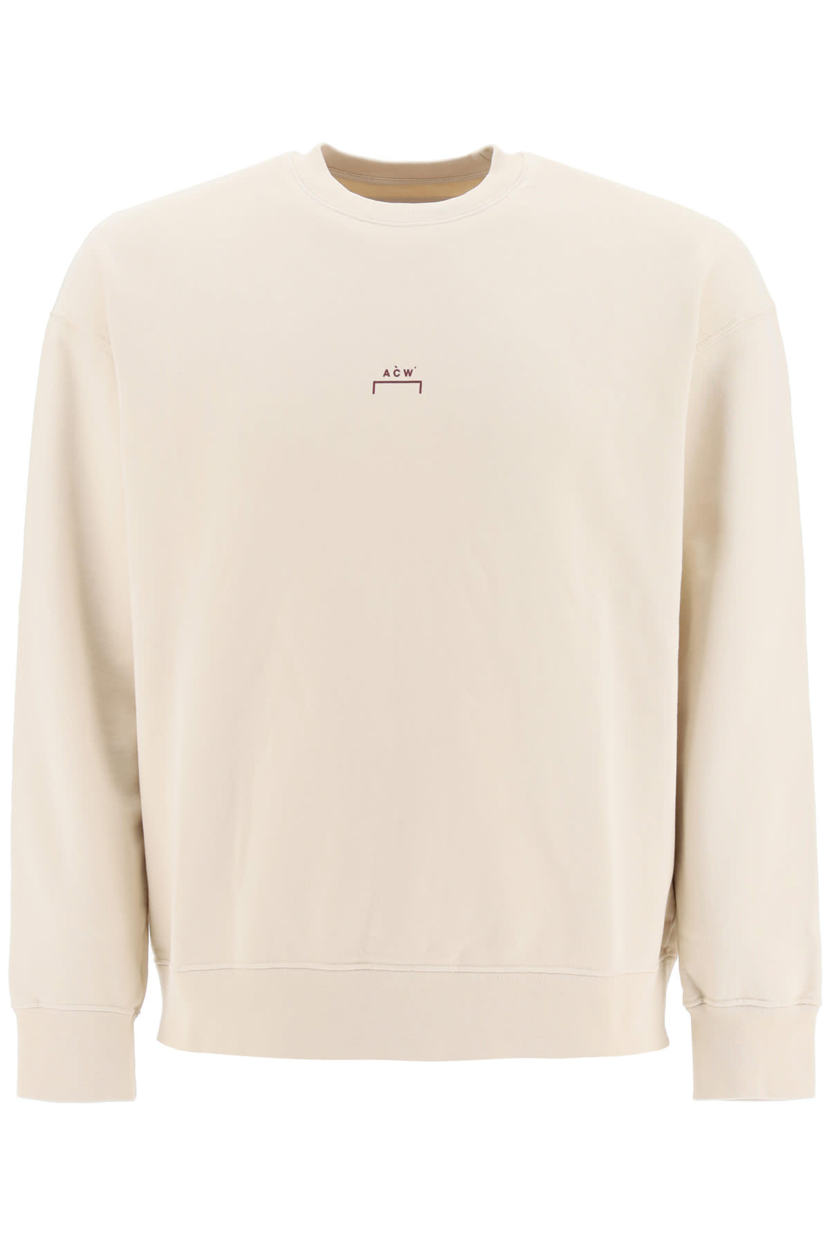A-COLD-WALL Logo Print Sweatshirt