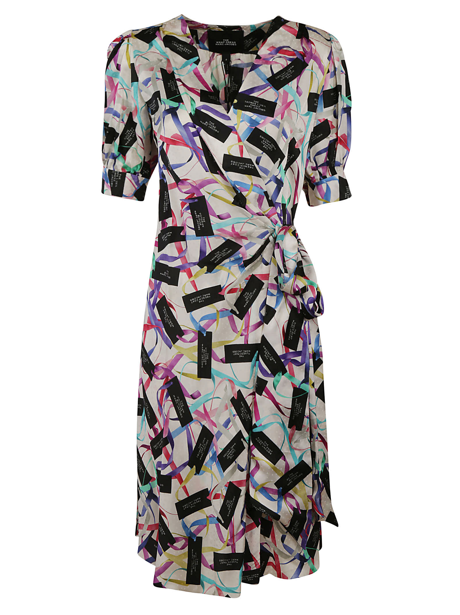 Buy Marc Jacobs Logo All-over Dress online, shop Marc Jacobs with free shipping